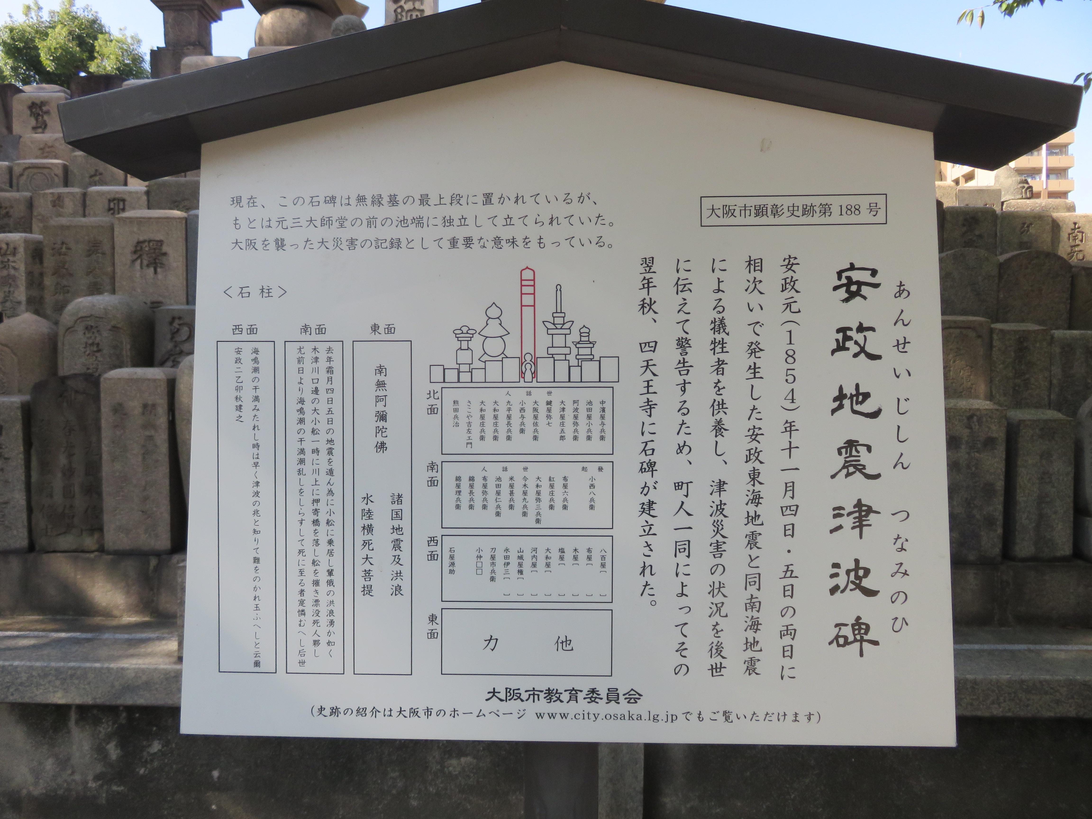 四天王寺の歴史