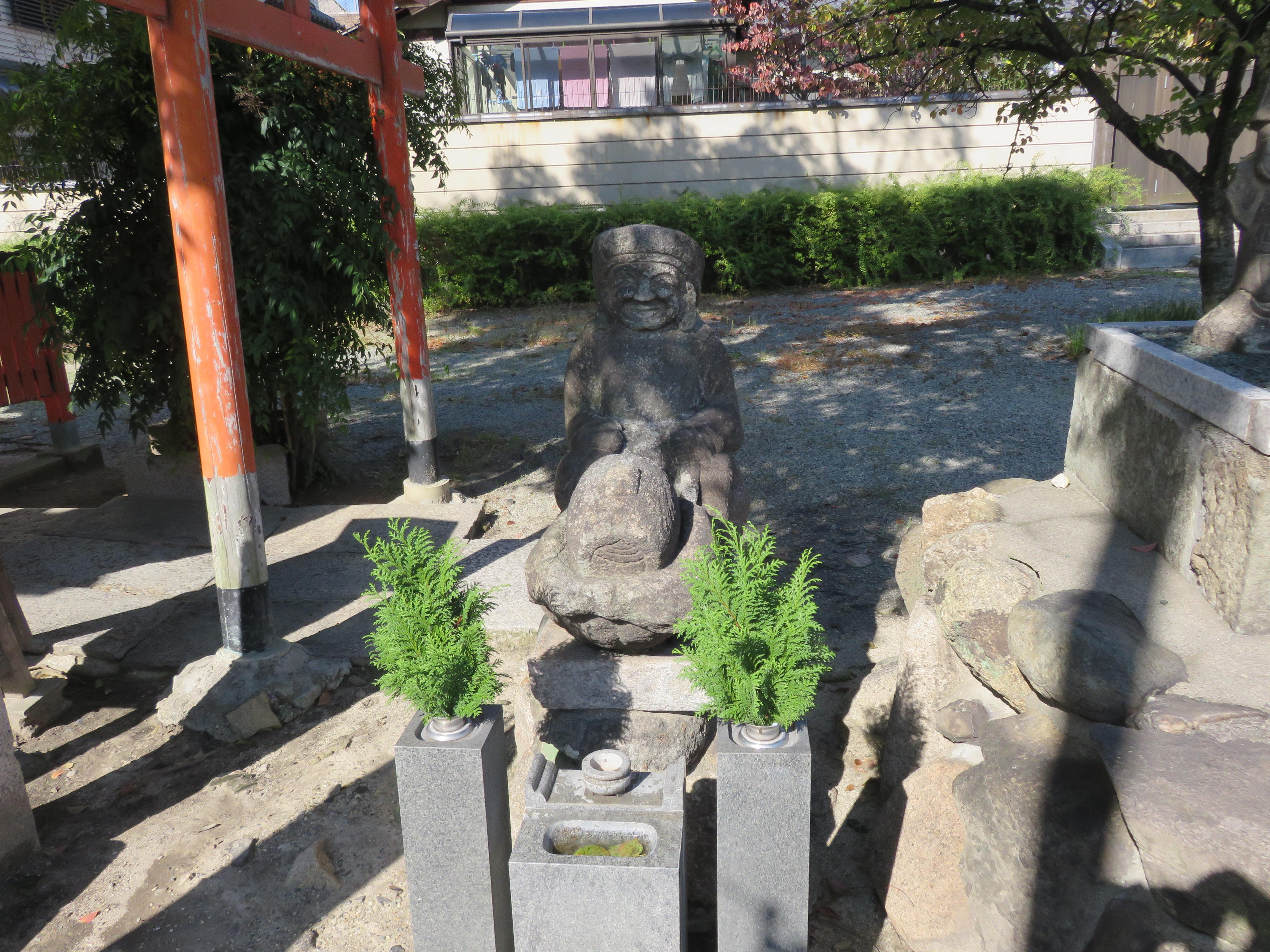 四天王寺庚申堂の仏像