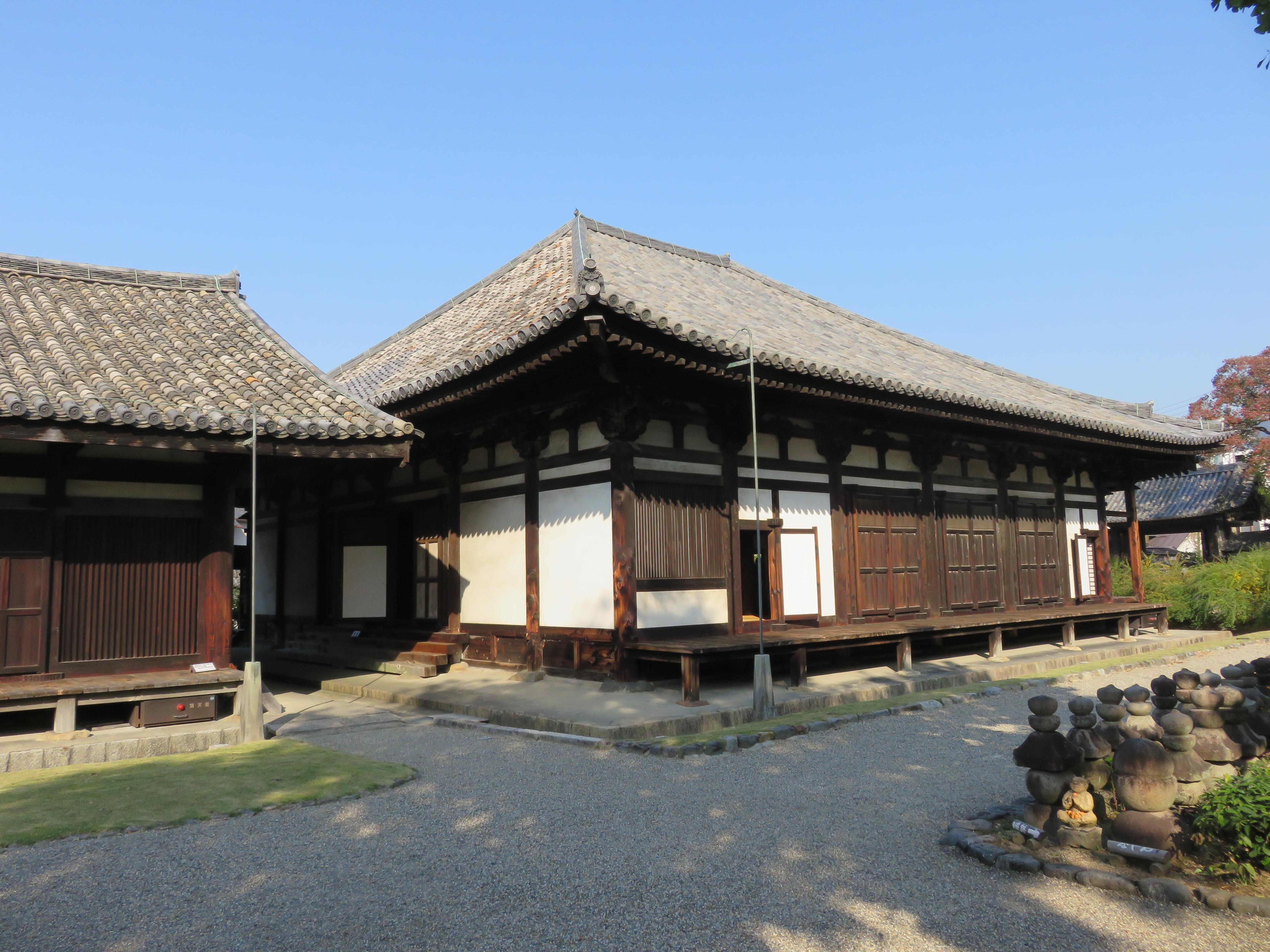 元興寺の建物その他
