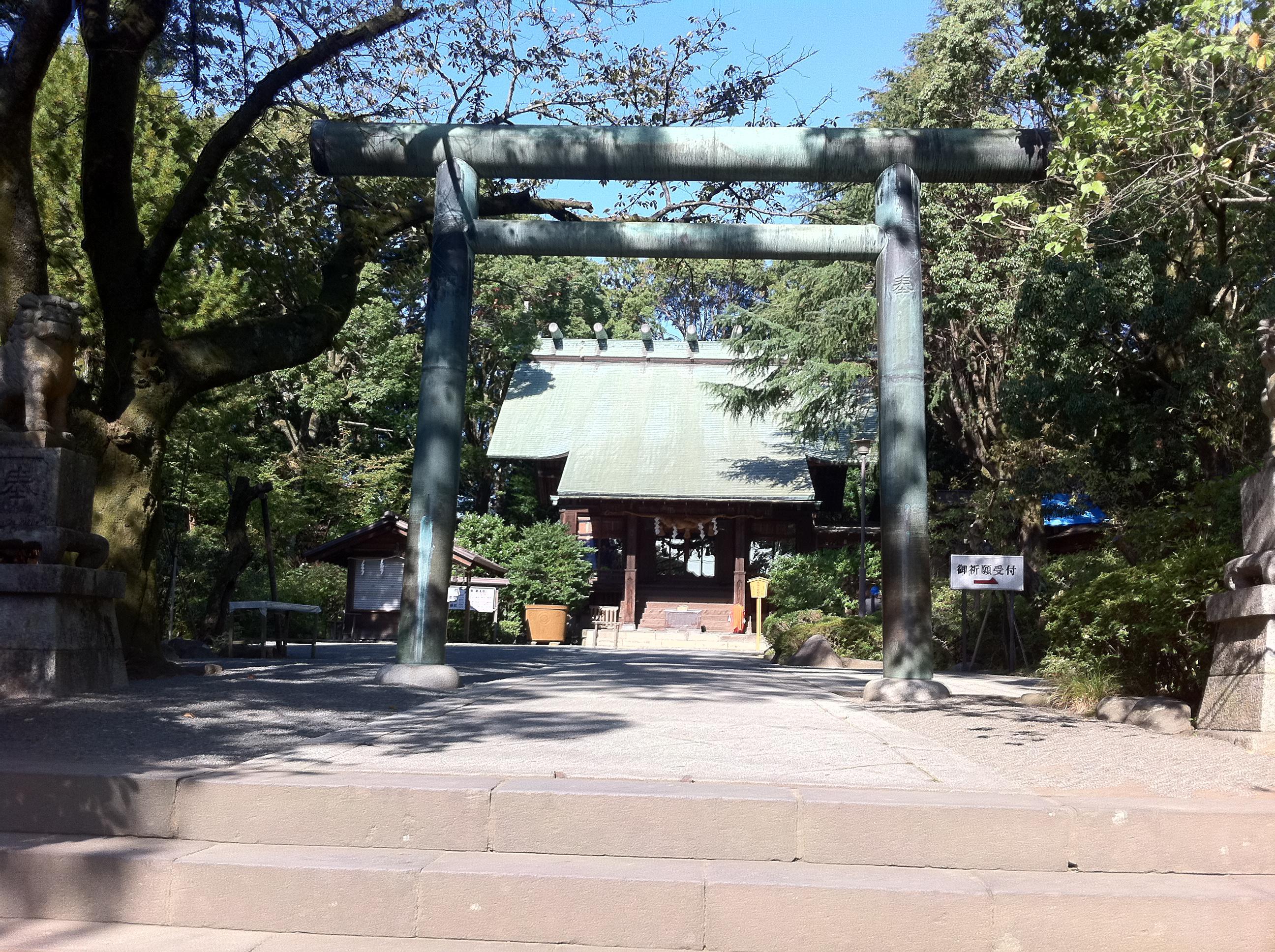 """""""報徳二宮神社"""""""