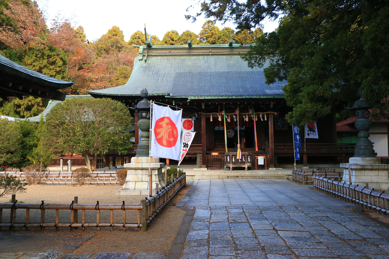 青葉神社の本殿