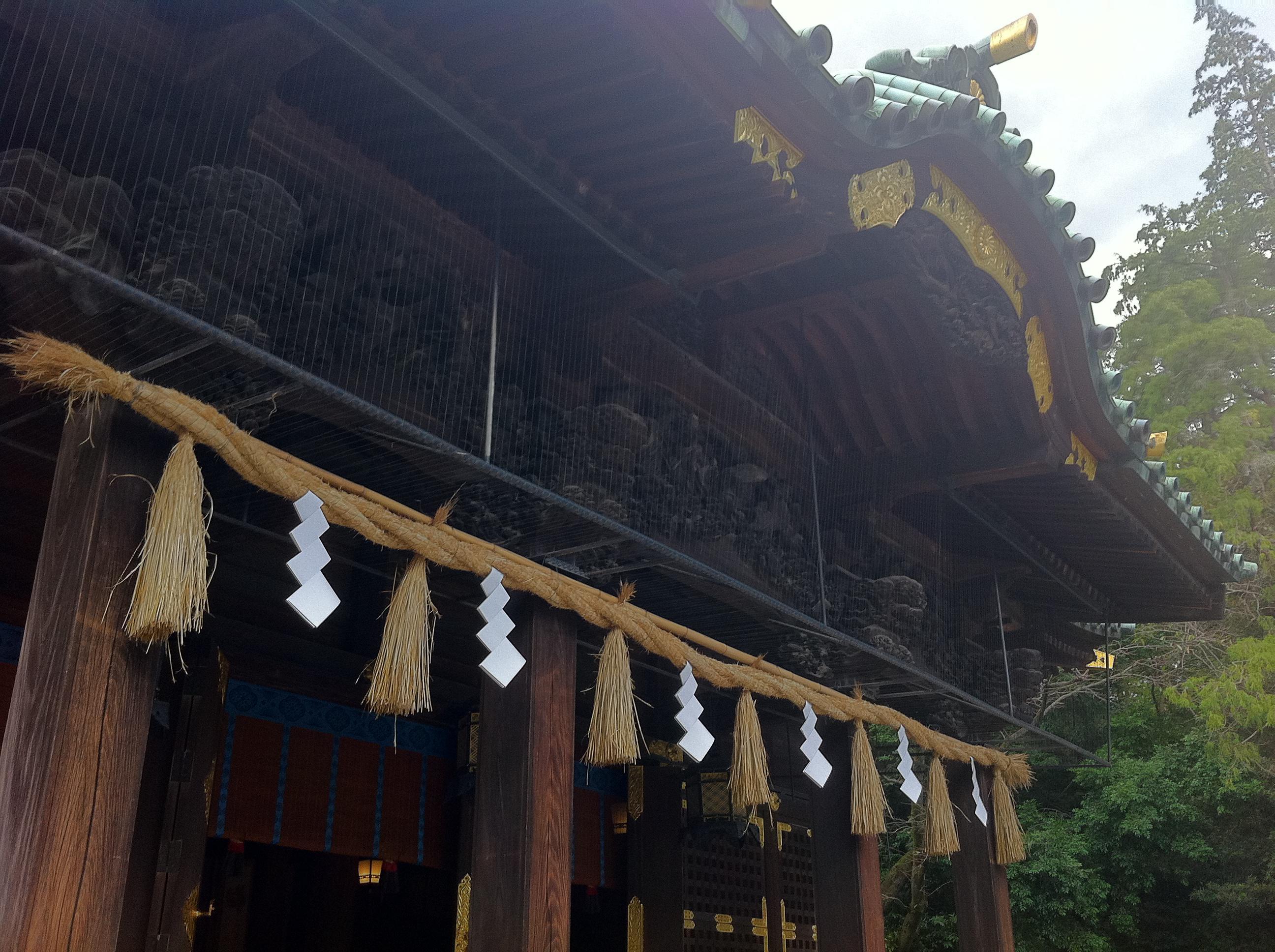 三嶋大社の本殿