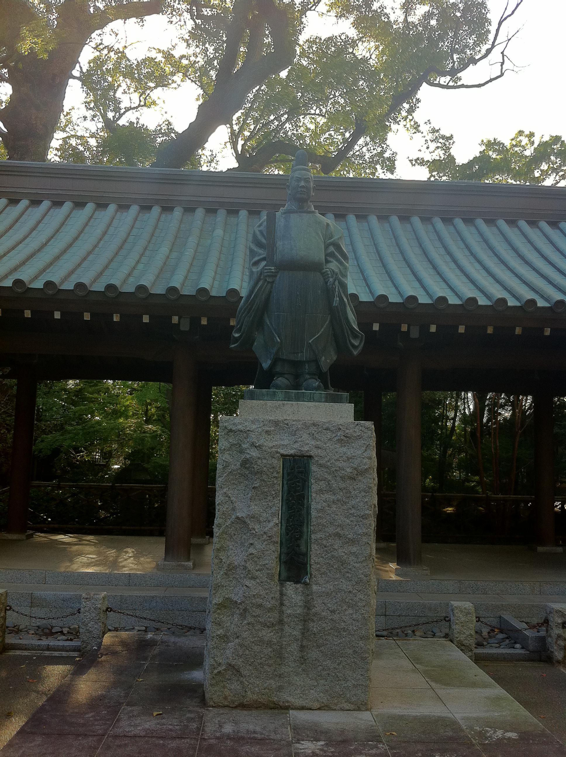 三嶋大社の仏像