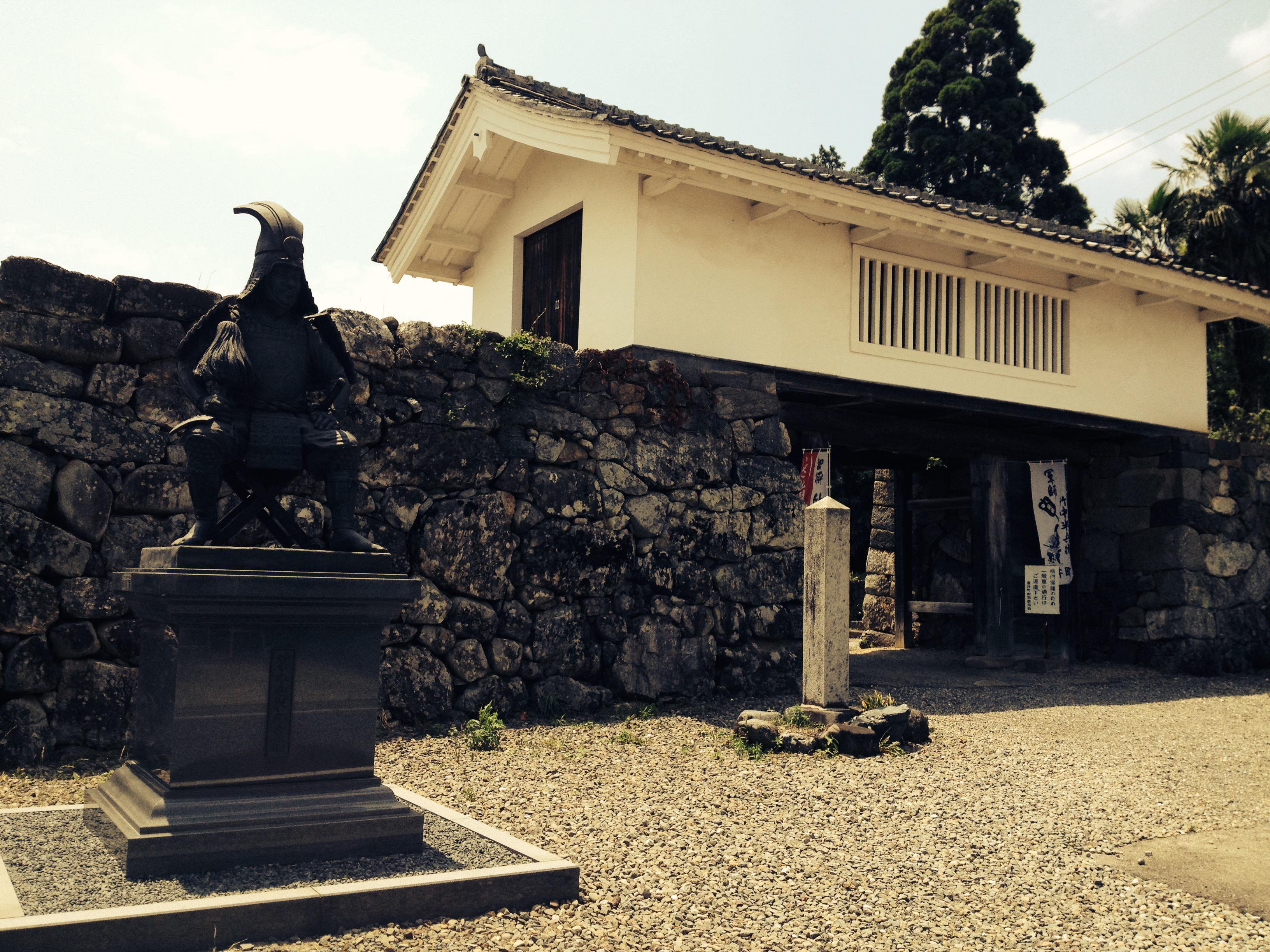 禅幢寺の像