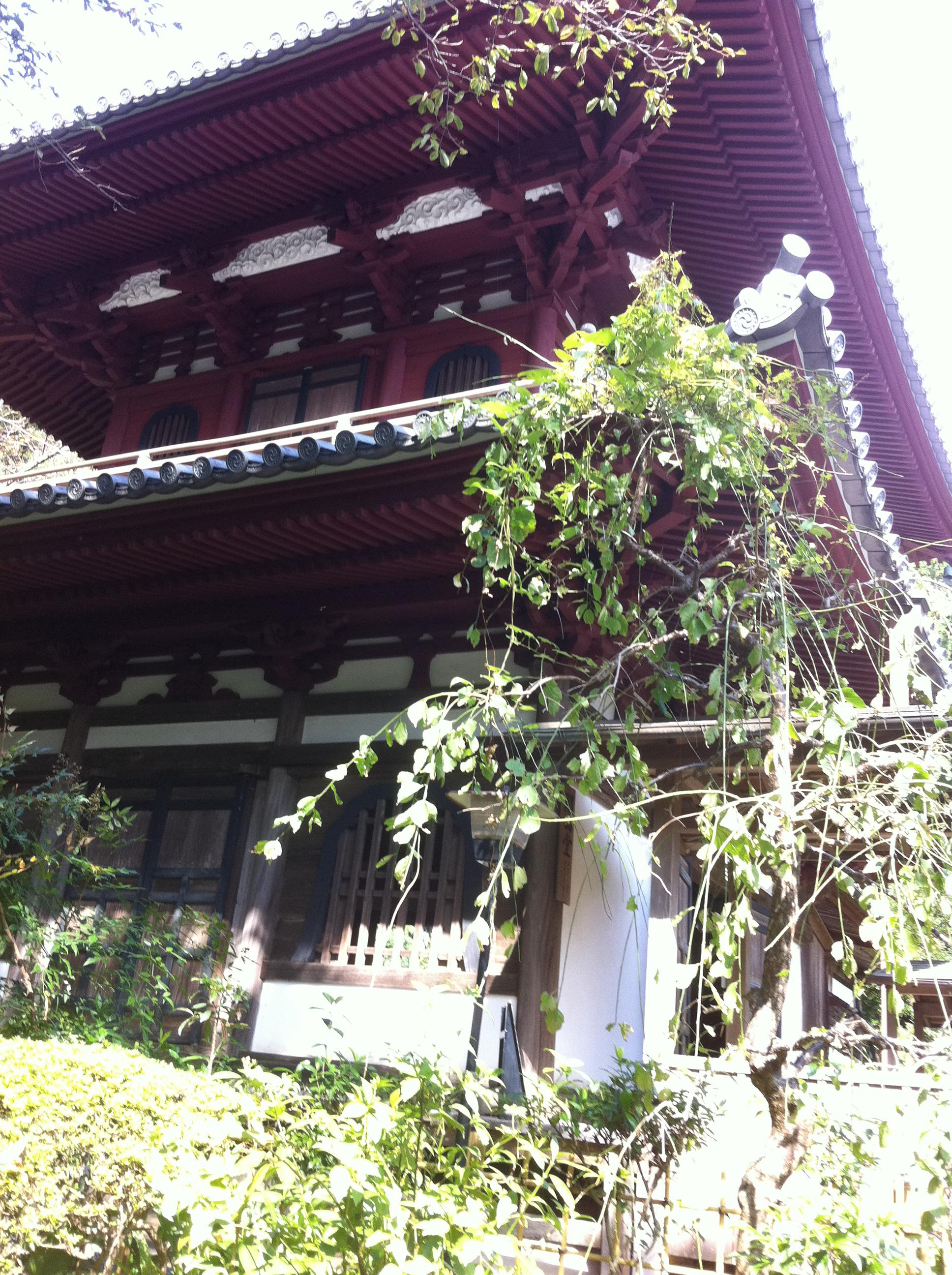 龍潭寺の塔