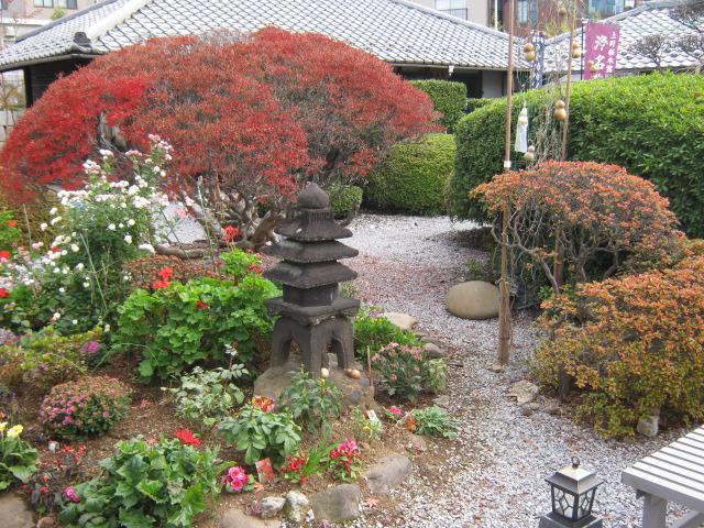 浄名院の庭園