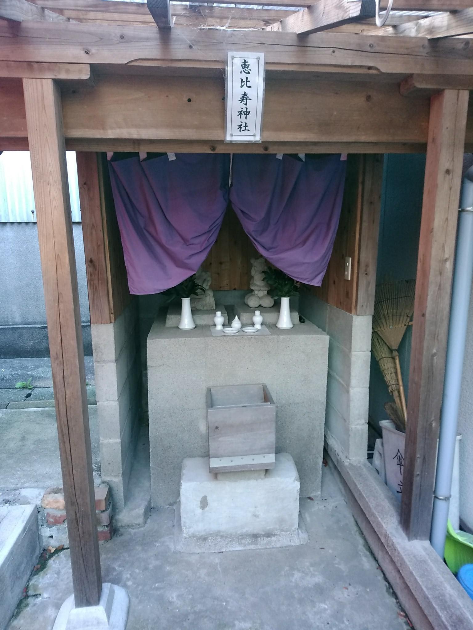 瀬ノ森稲荷神社の末社