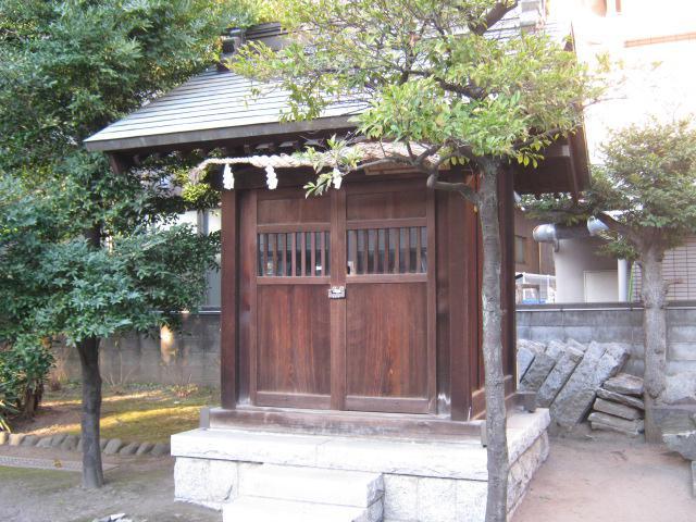 橘樹神社の建物その他