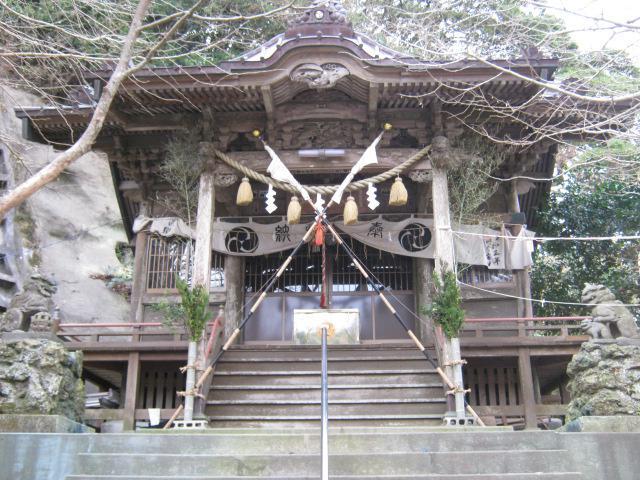 小湊神社の本殿