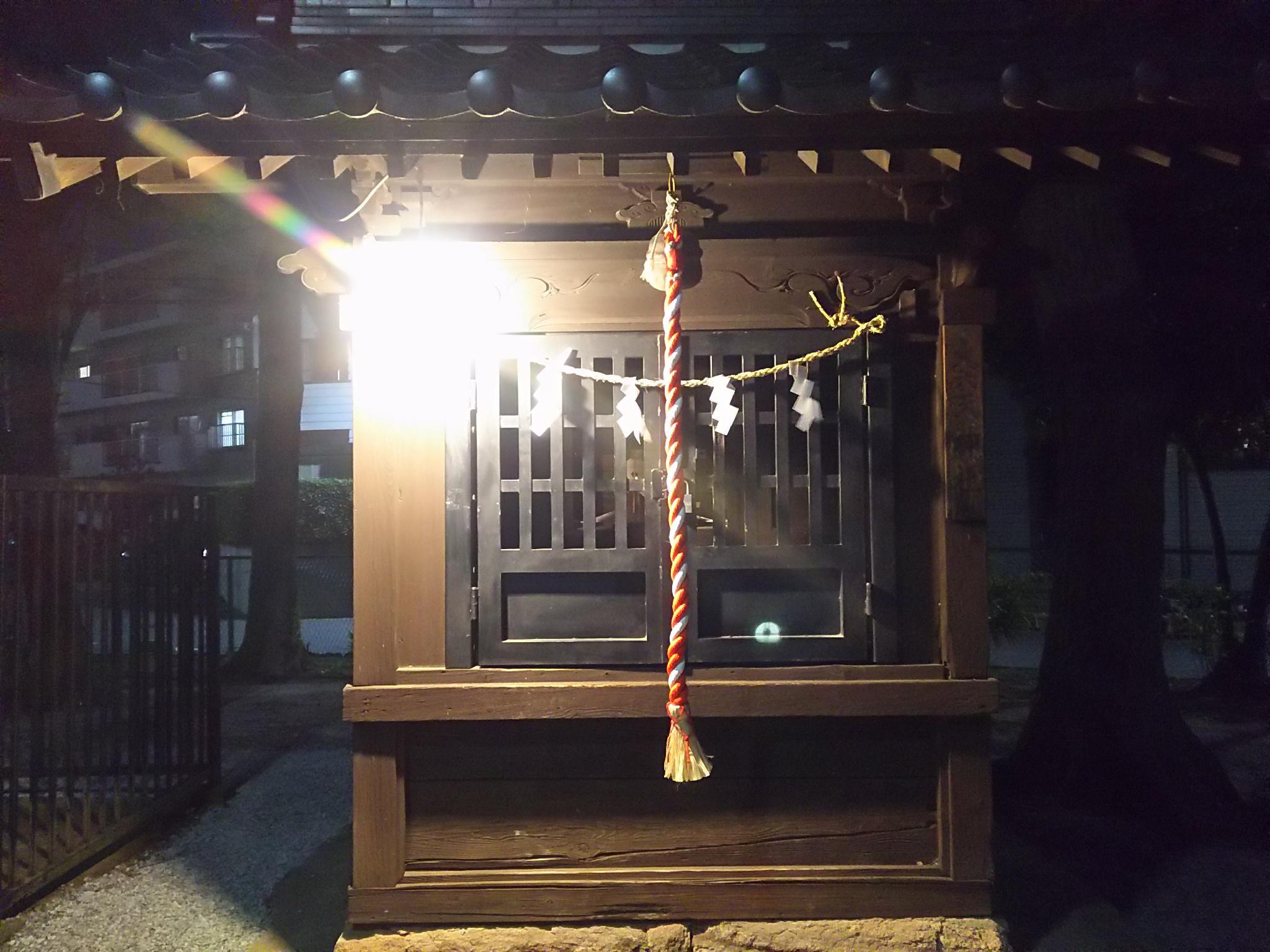 厳島神社の末社