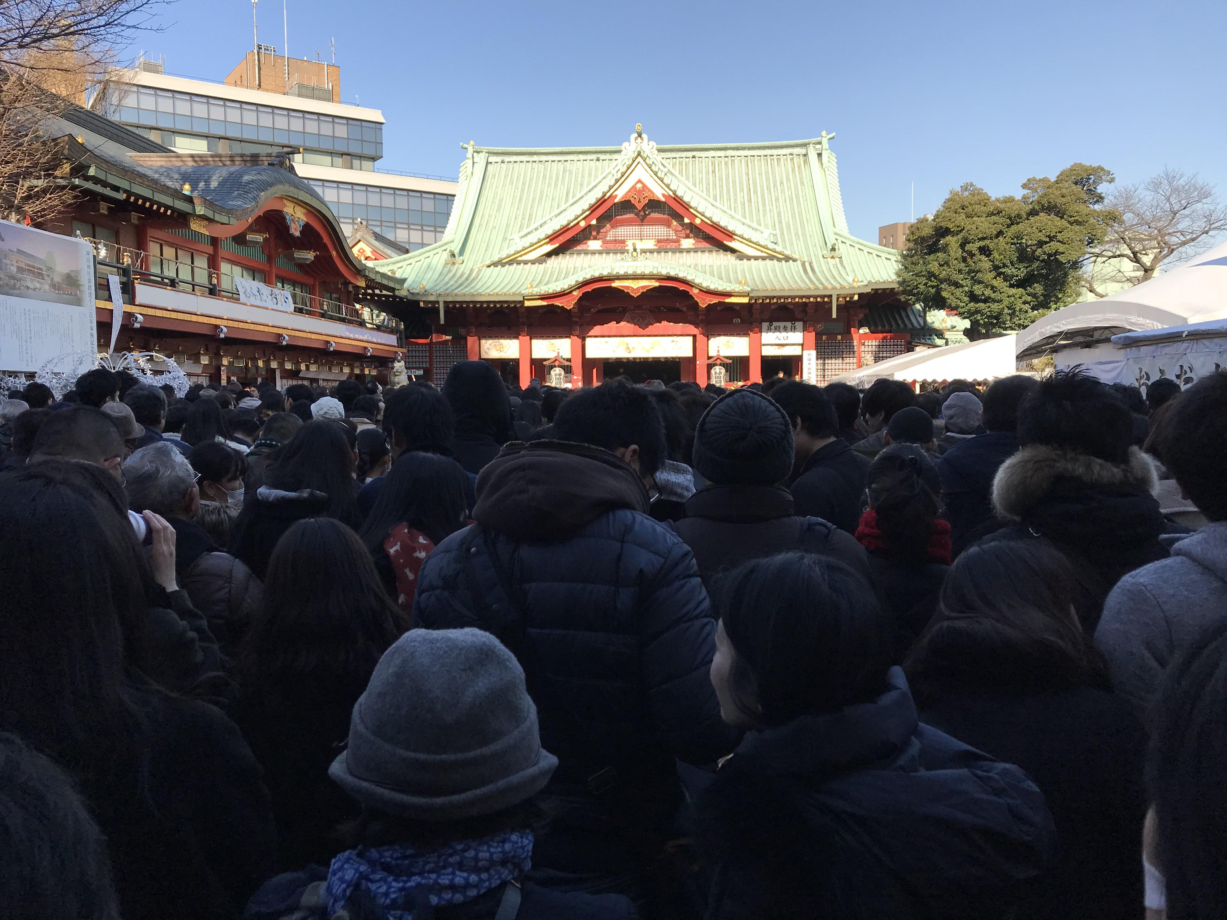 神田神社(神田明神)の建物その他