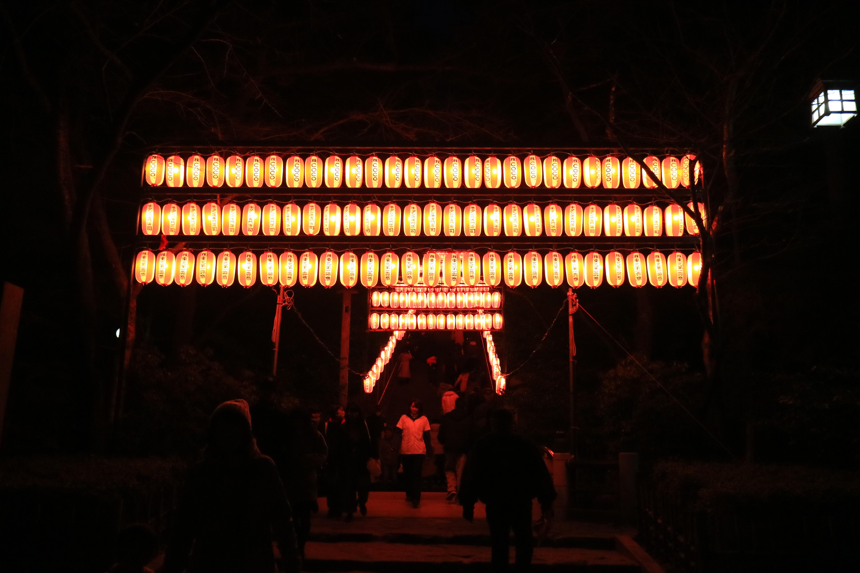 大崎八幡宮のお祭り