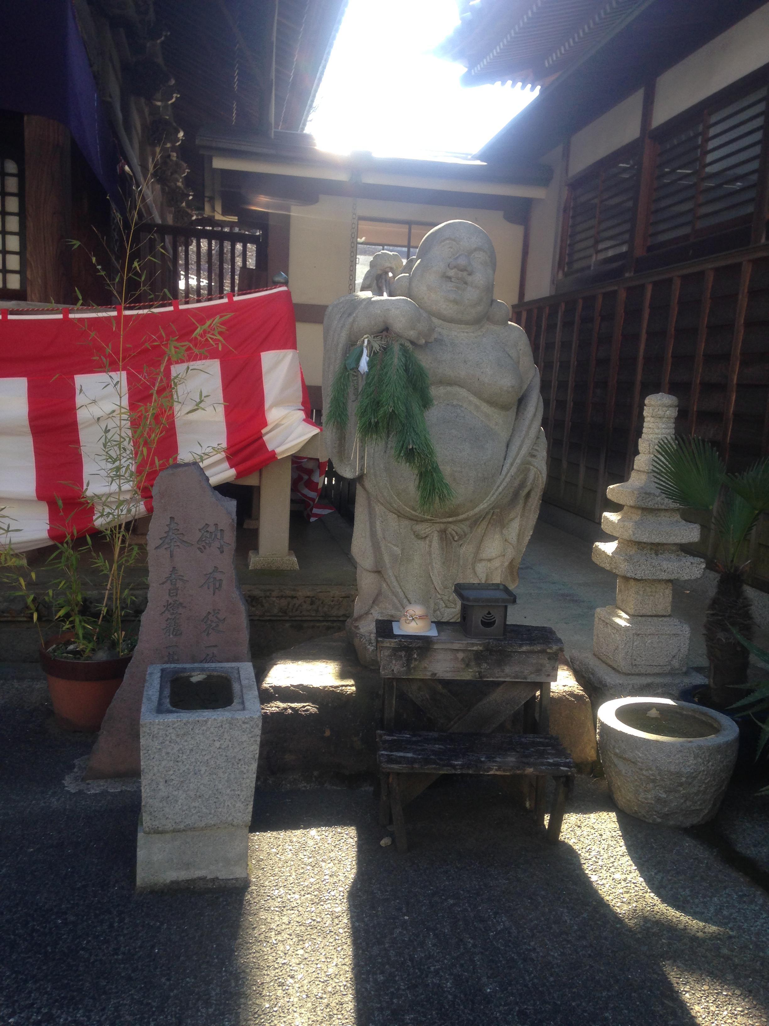 正覚寺の仏像