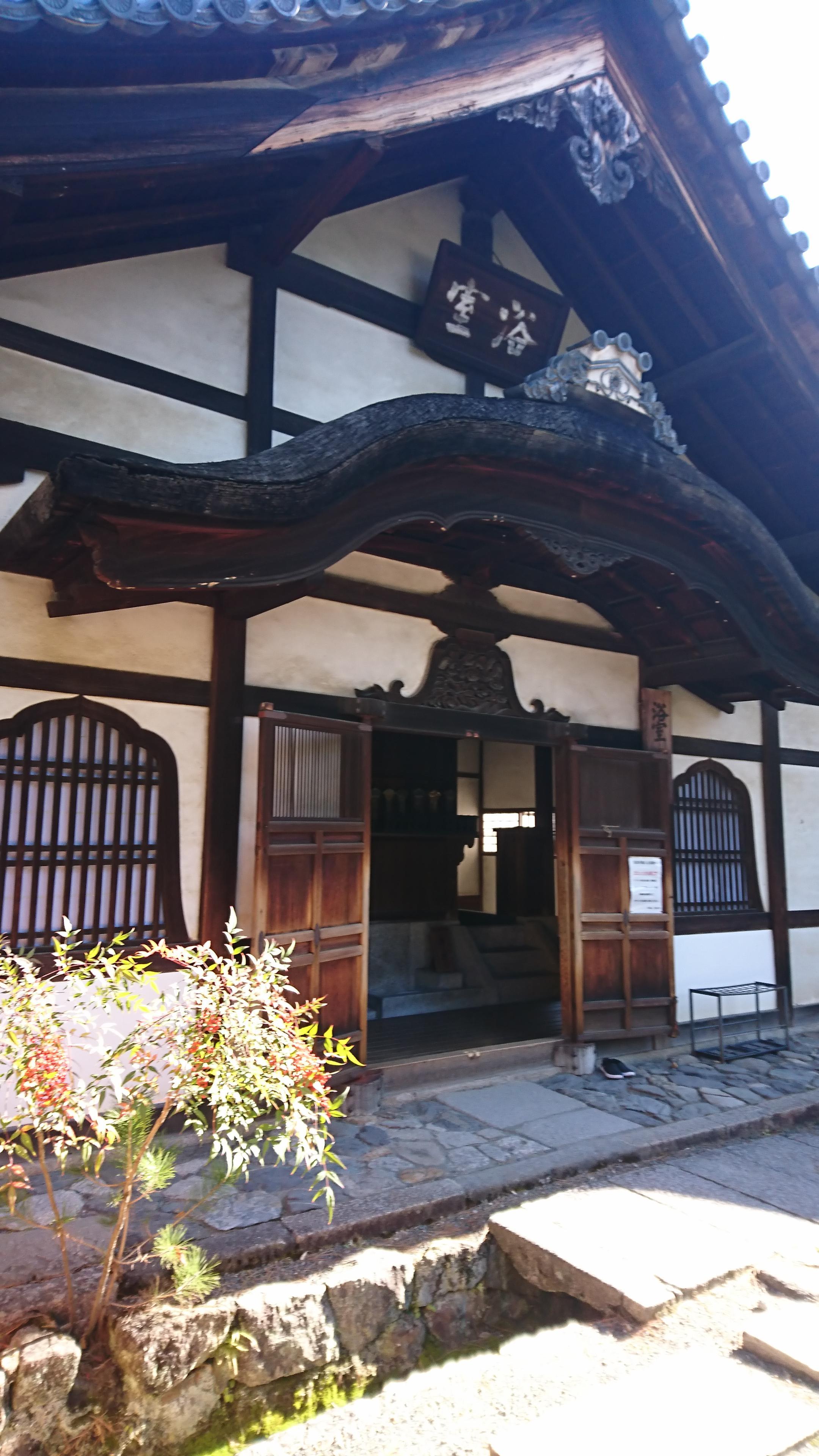 妙心寺の本殿・本堂(京都府妙心寺駅)