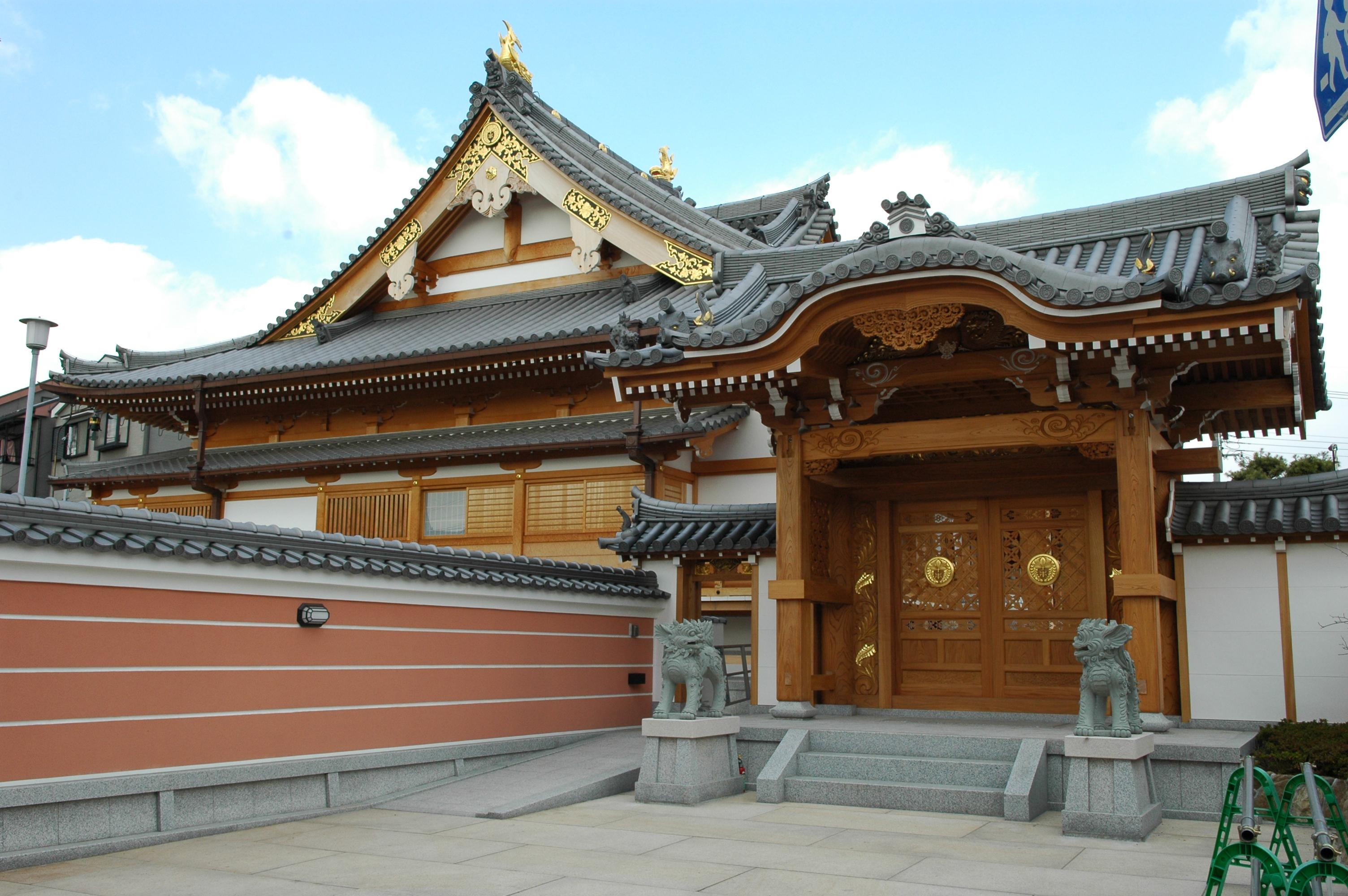 本性寺の建物その他