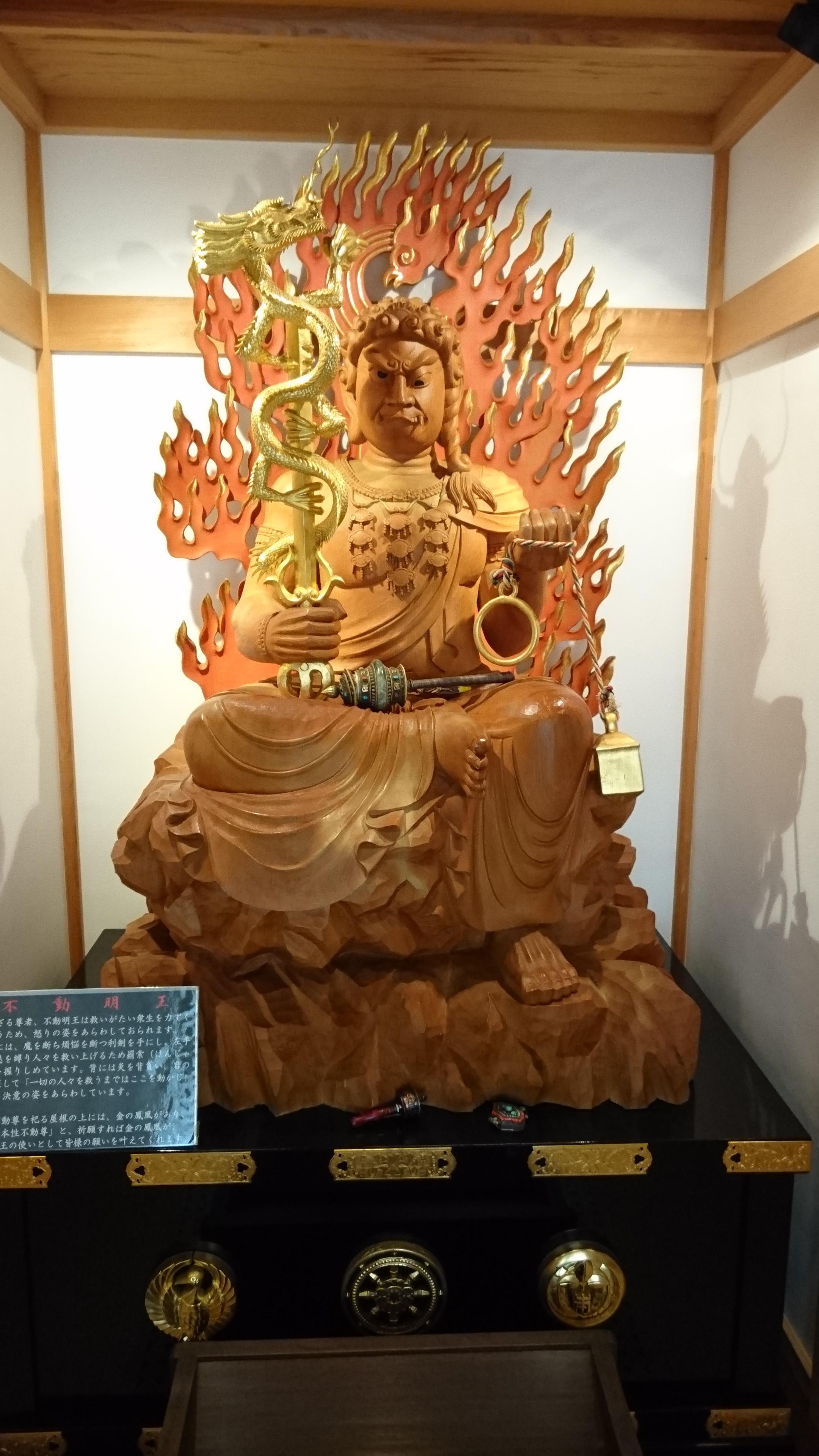 本性寺の仏像