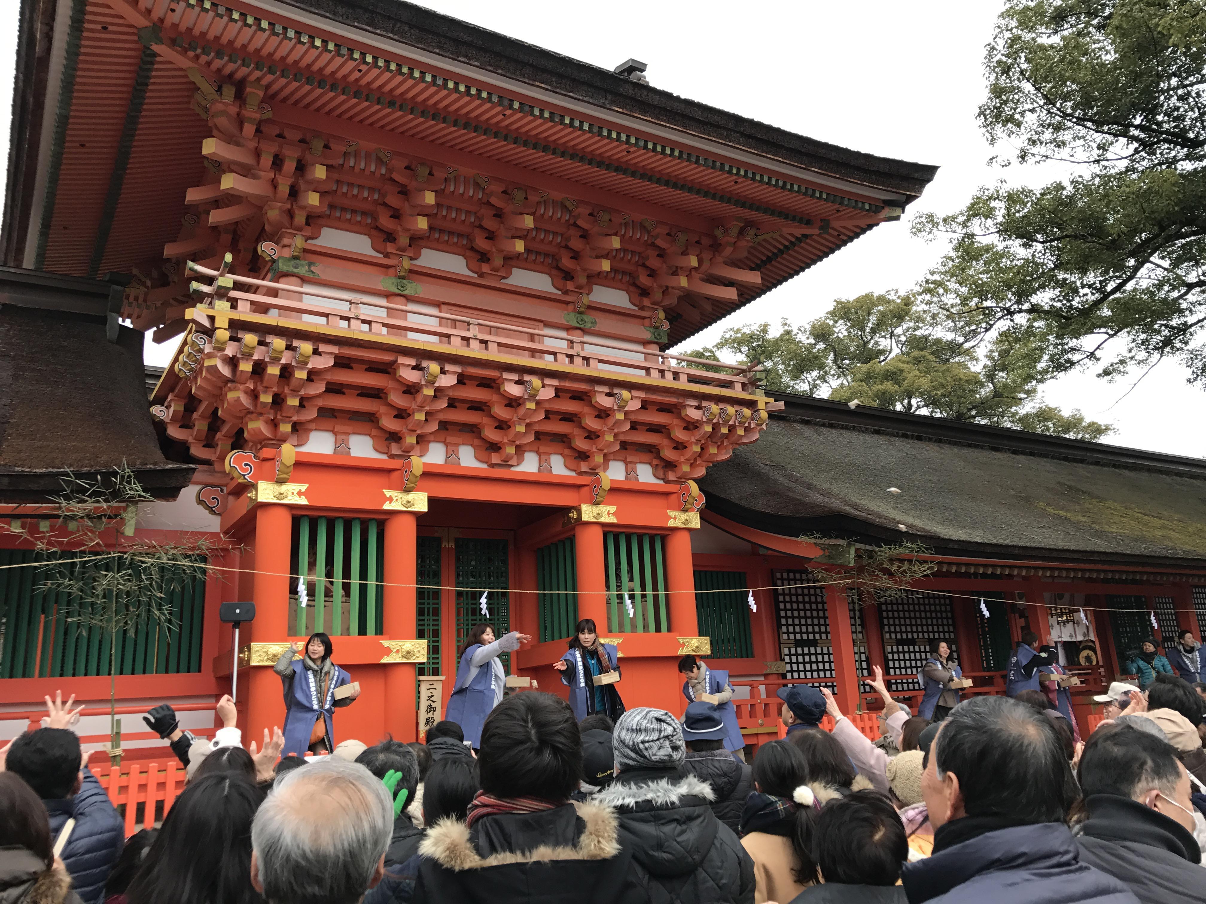 宇佐神宮のお祭り