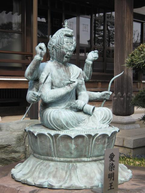 善生寺の仏像