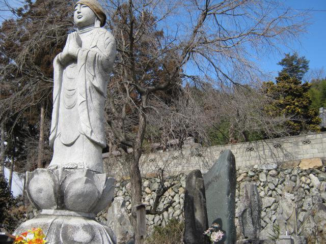 瑞岩寺の仏像