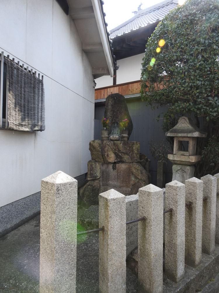 植松観音堂の仏像