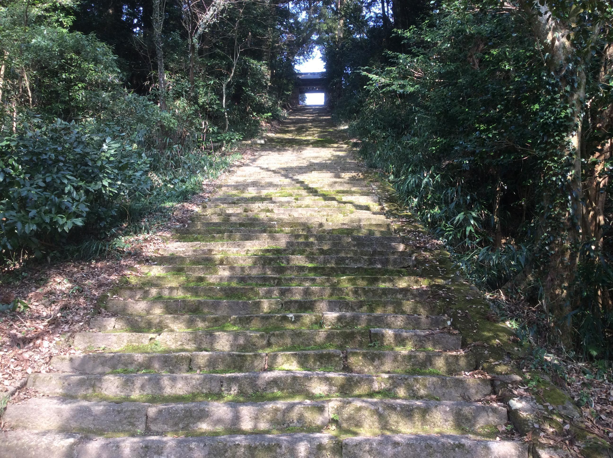 長田神社の周辺