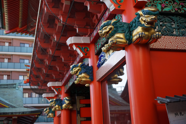 神田神社(神田明神)の芸術