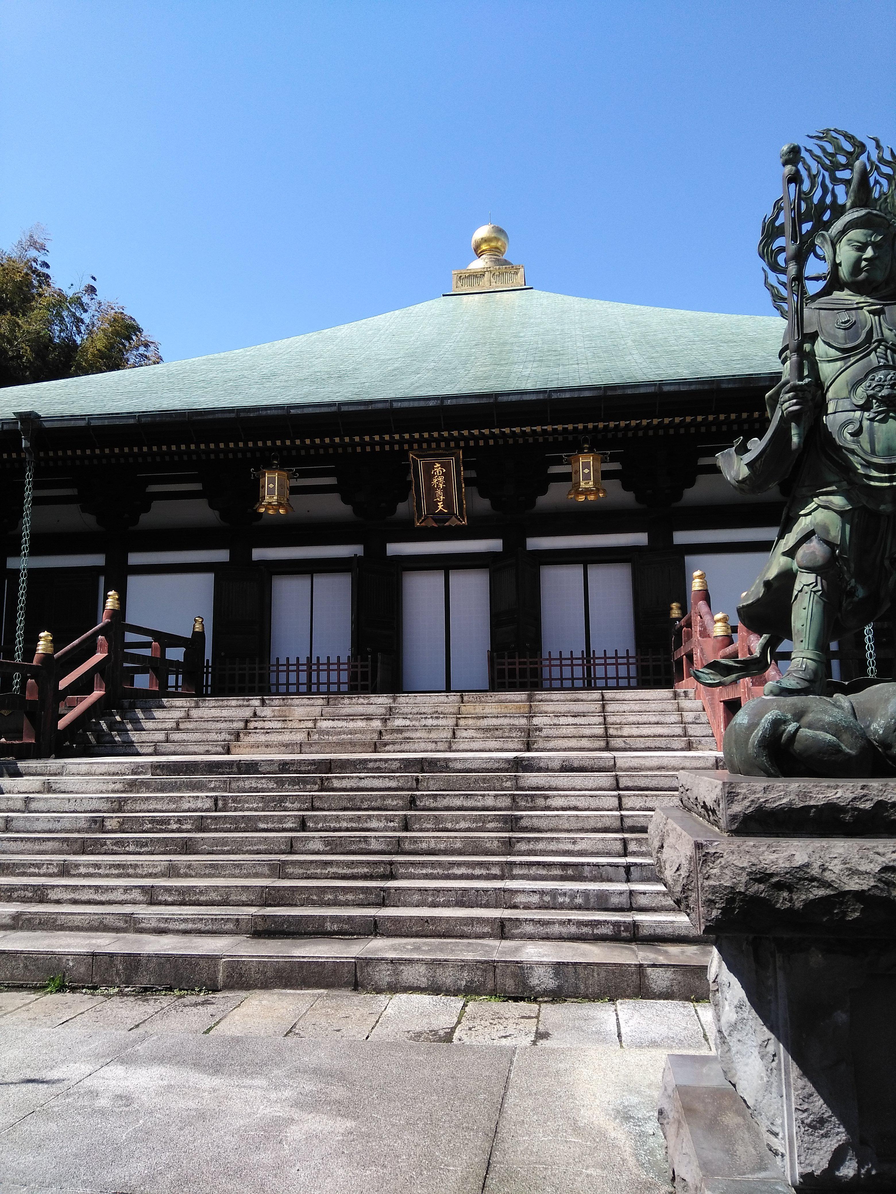 長勝寺の境内・文化財