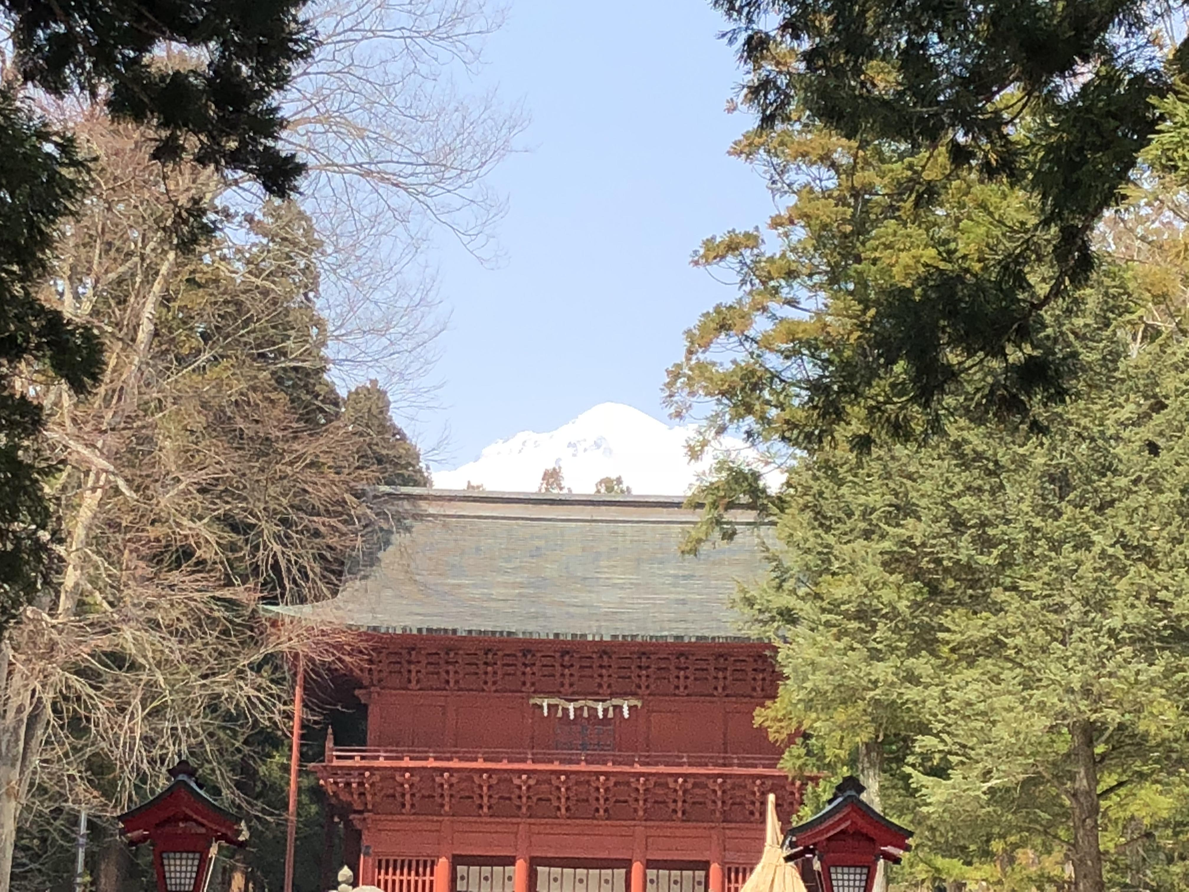 岩木山神社の建物その他