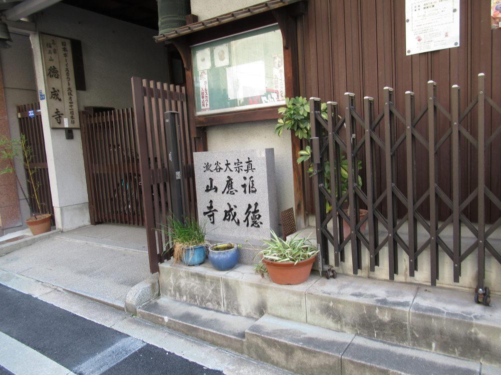 徳成寺の建物その他