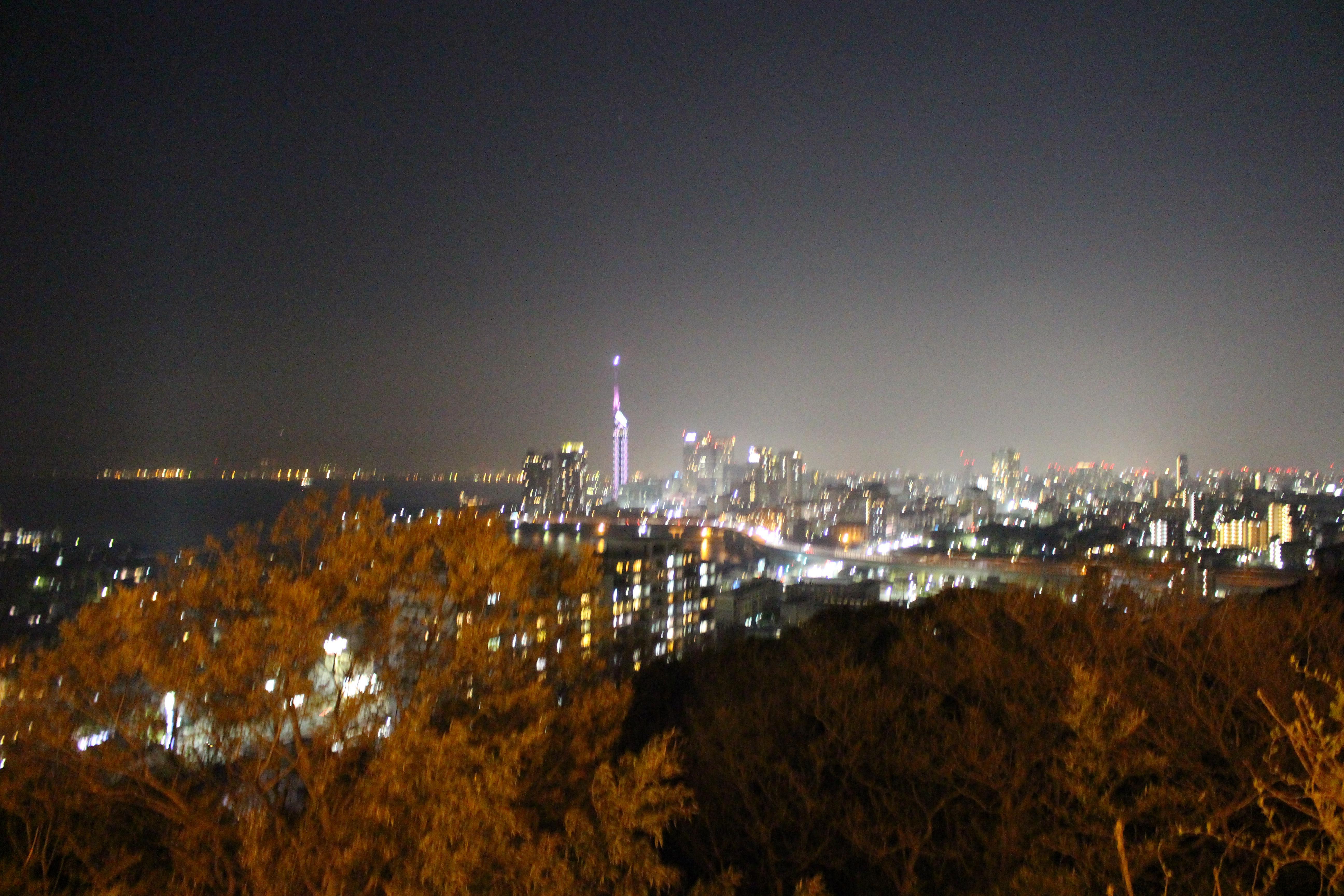 鷲尾愛宕神社の周辺