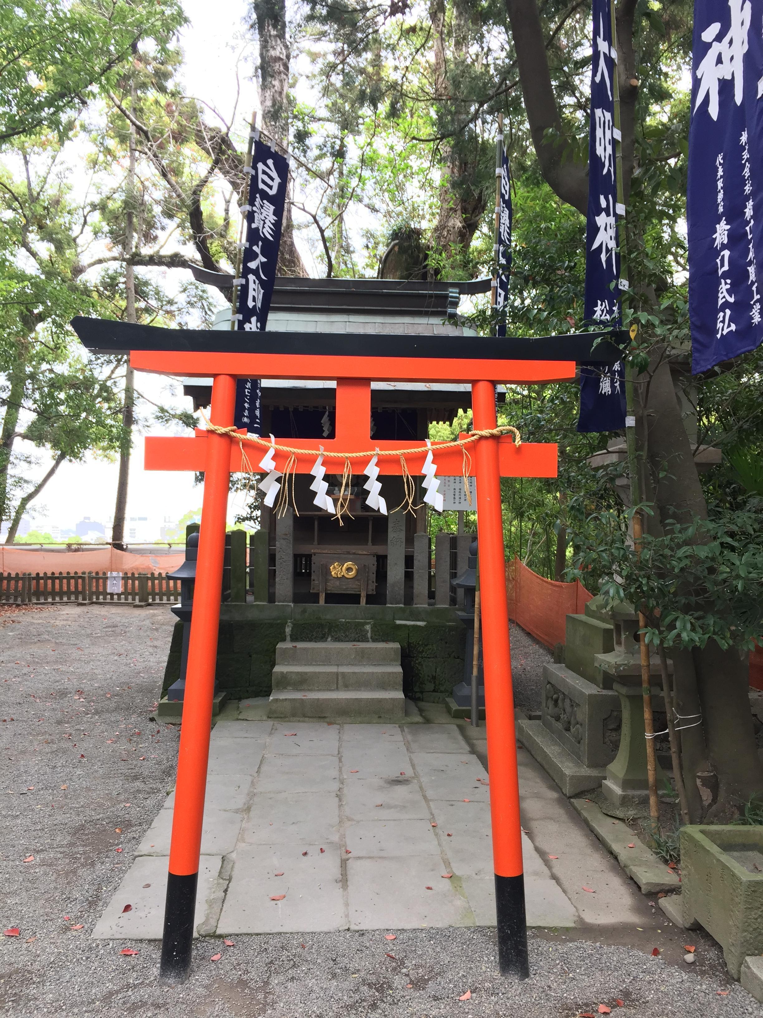 加藤神社の末社
