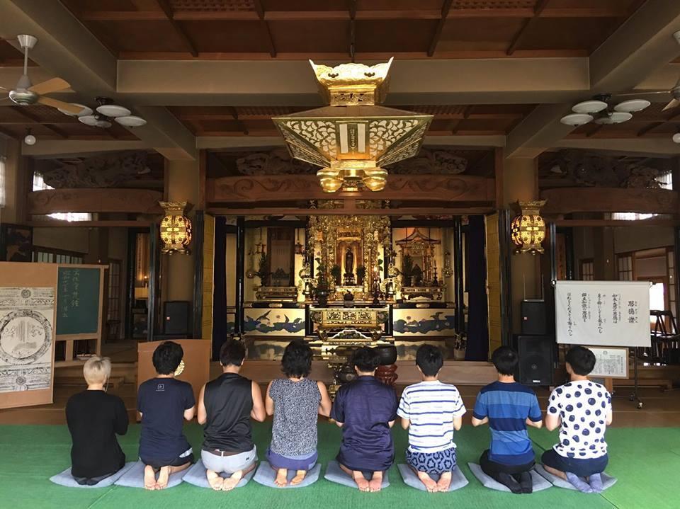 玄性寺の本殿