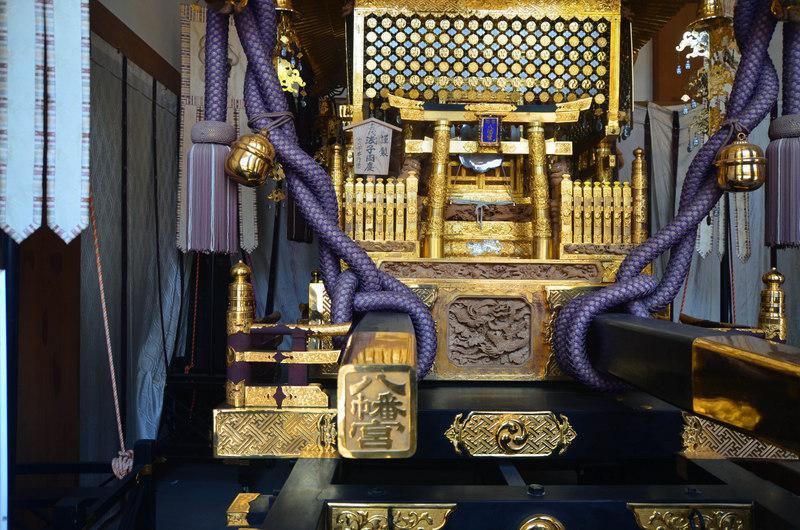 富岡八幡宮のお祭り