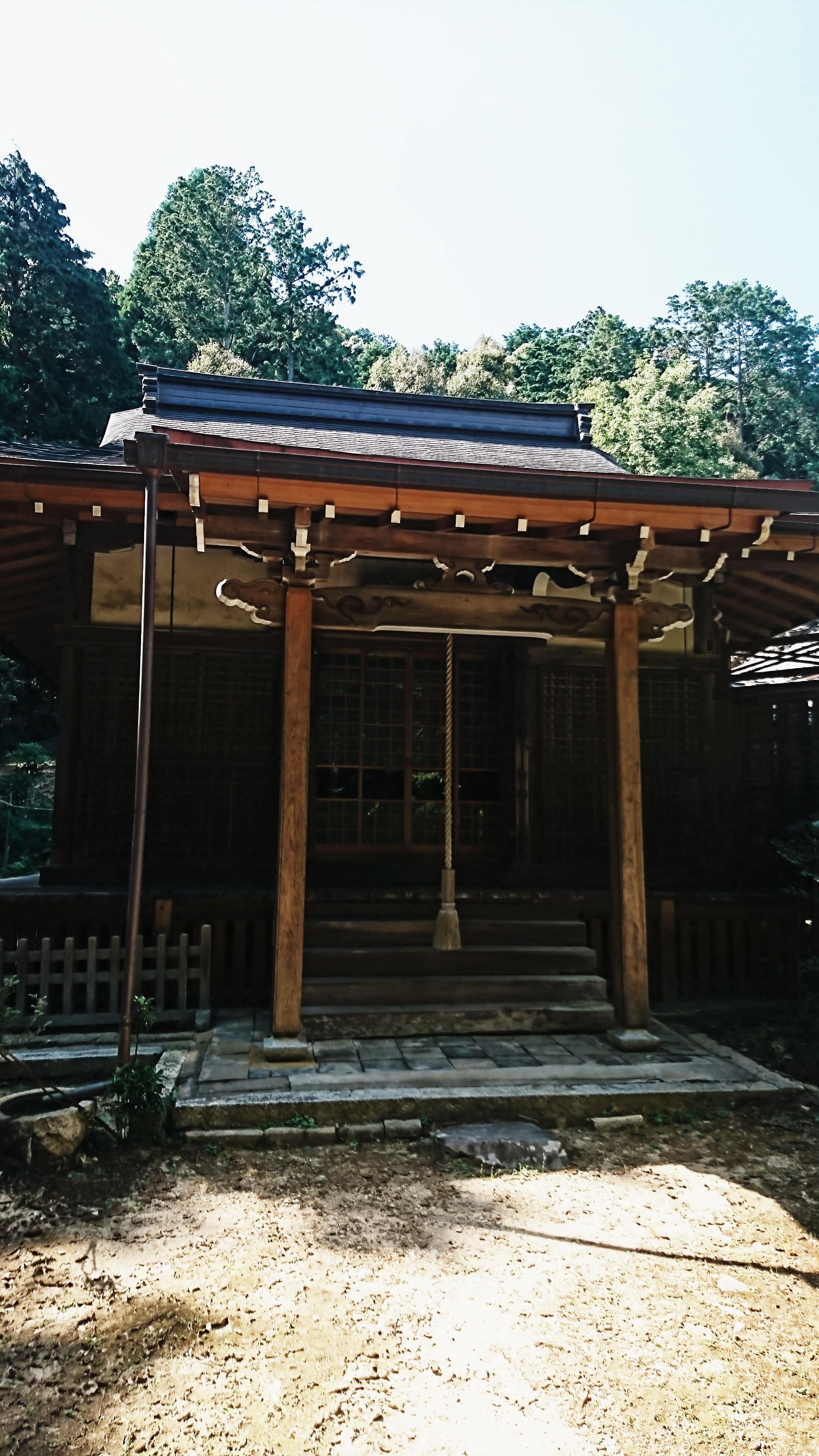 巌松院の本殿(京都府宇治(京阪)駅)