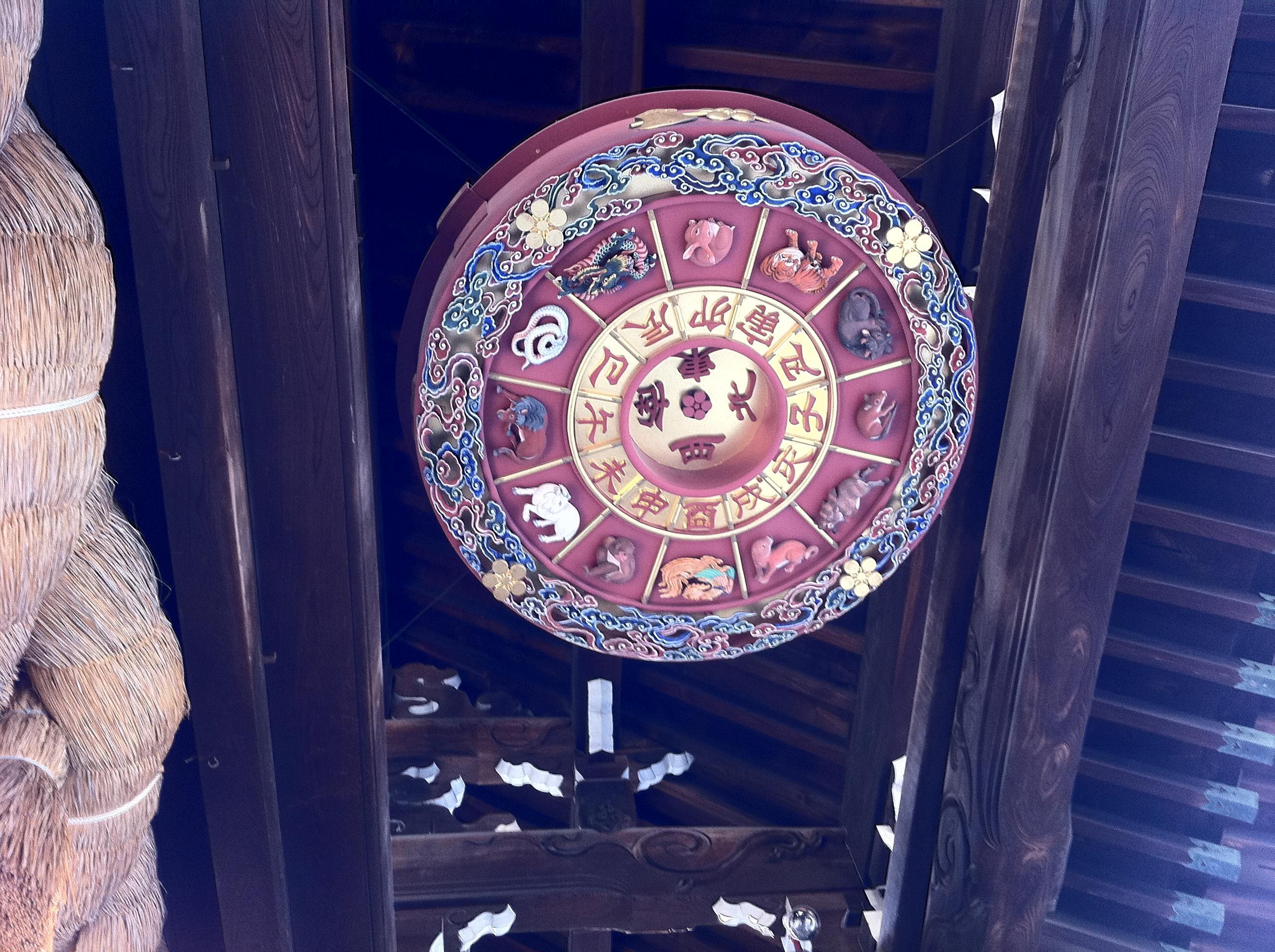 枚岡神社の芸術