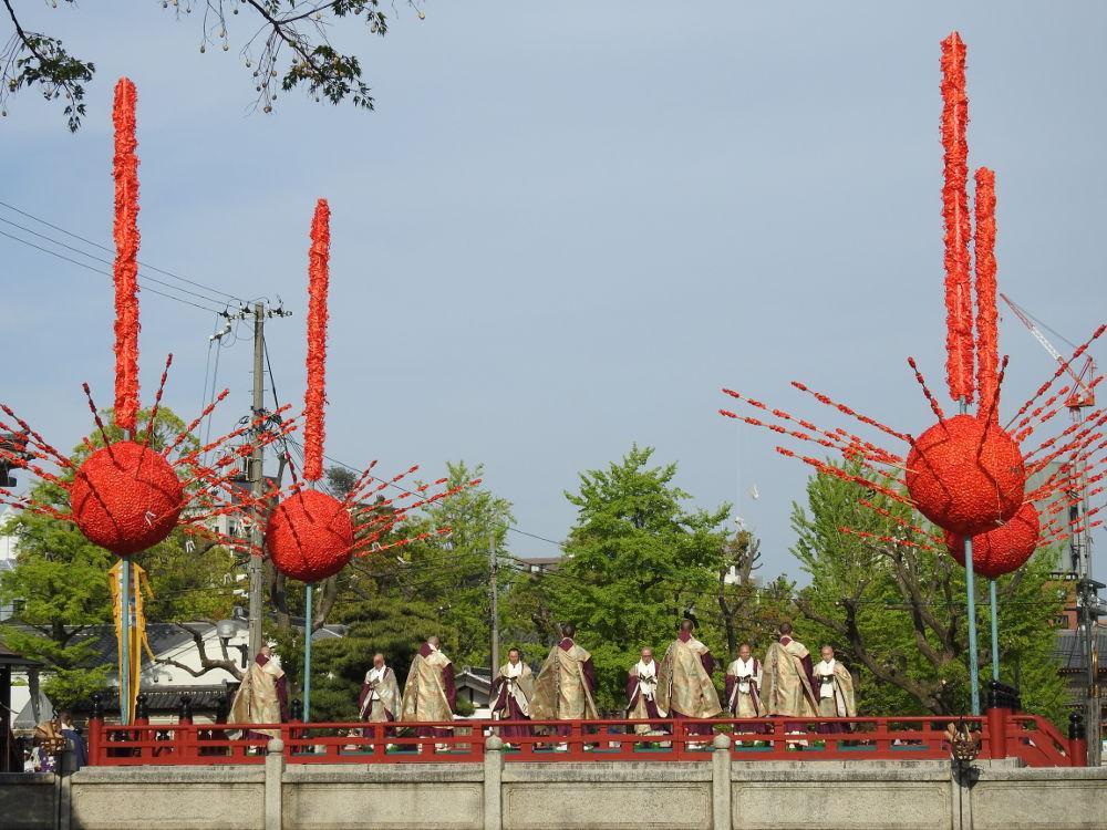 四天王寺の神楽