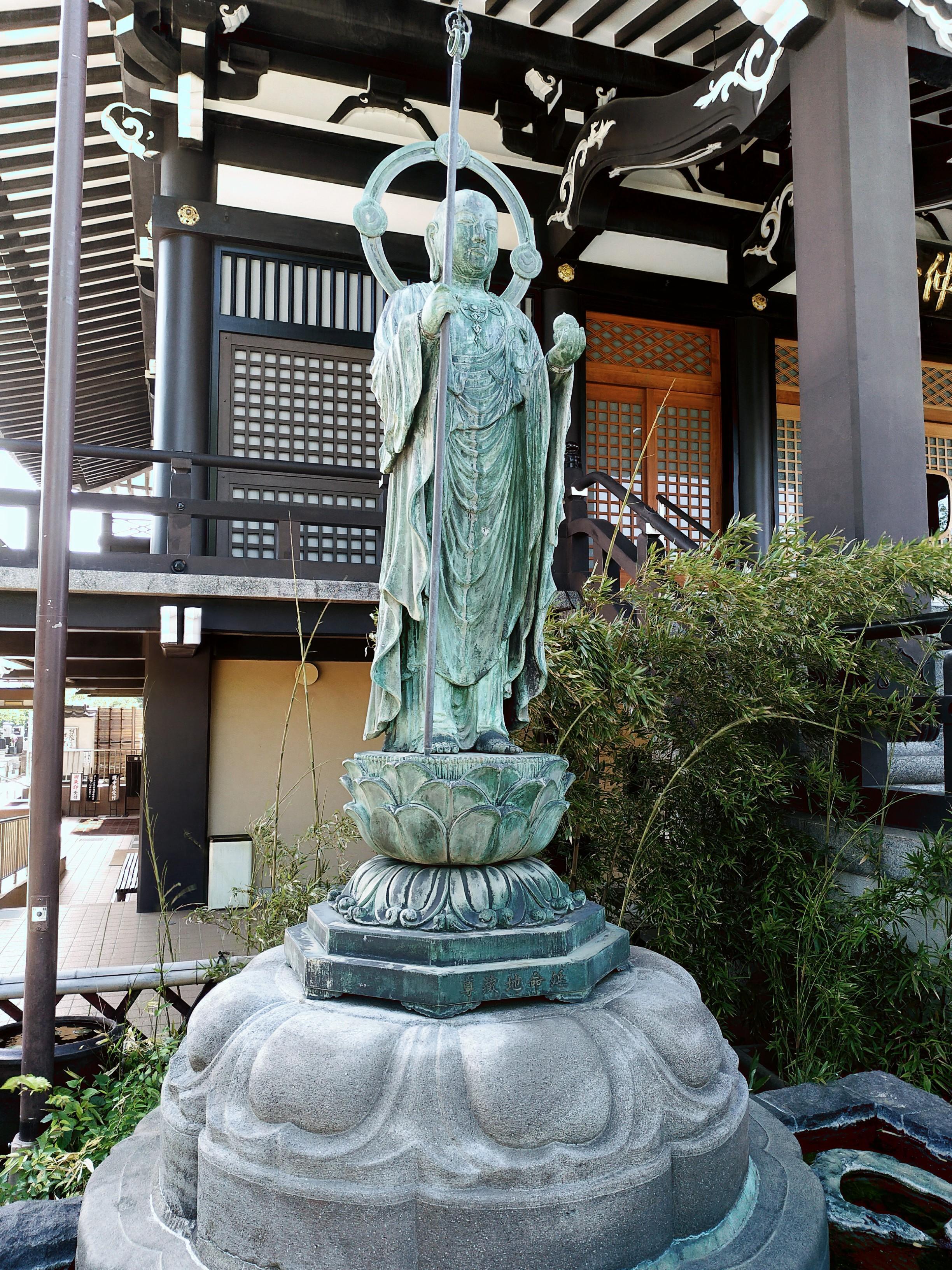 宗仲寺の仏像
