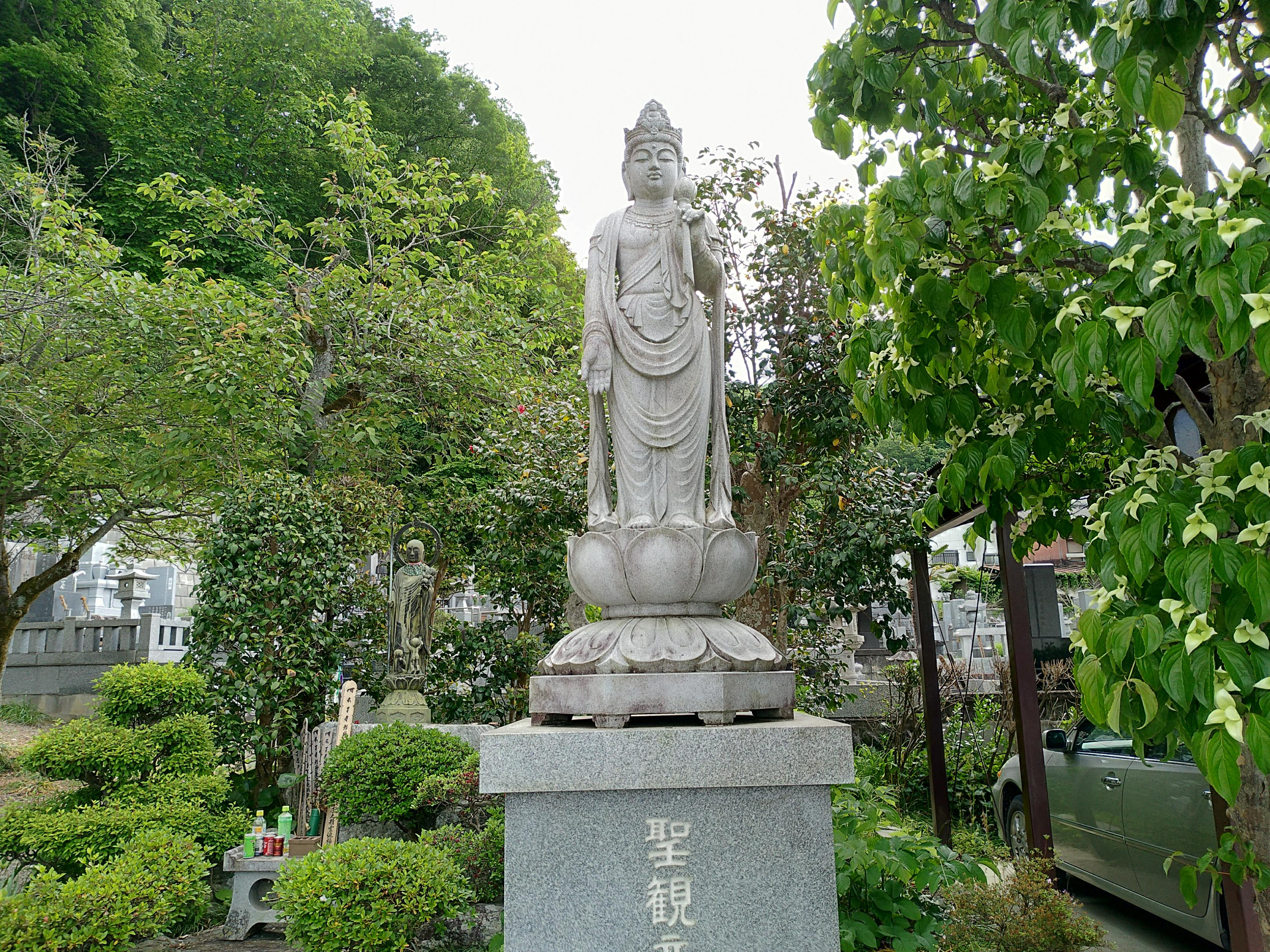 萬福寺の仏像