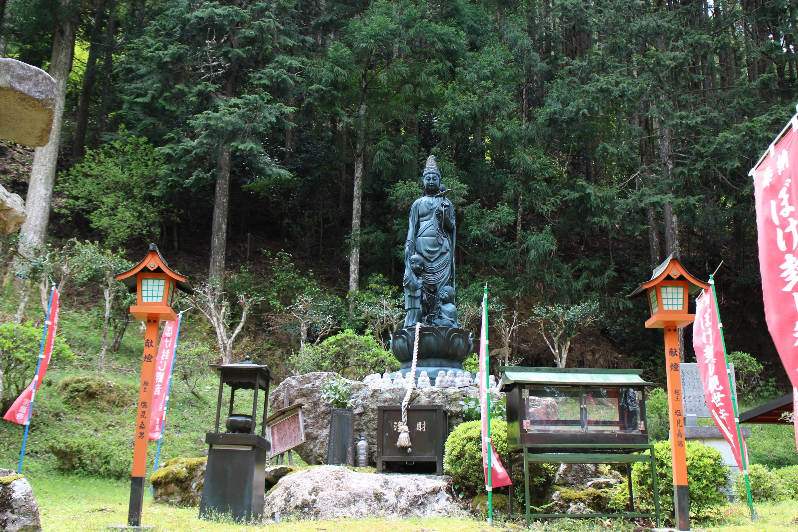 常瀧寺の仏像