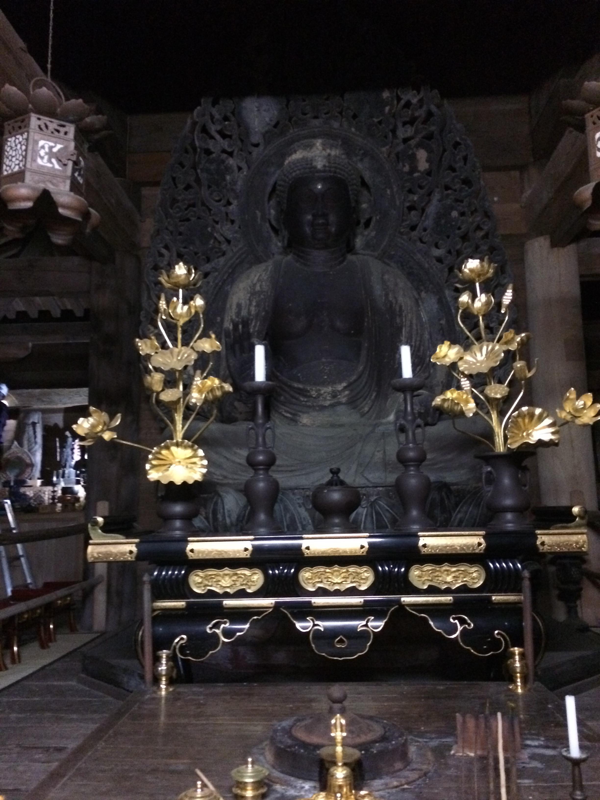 高藏寺の境内・文化財
