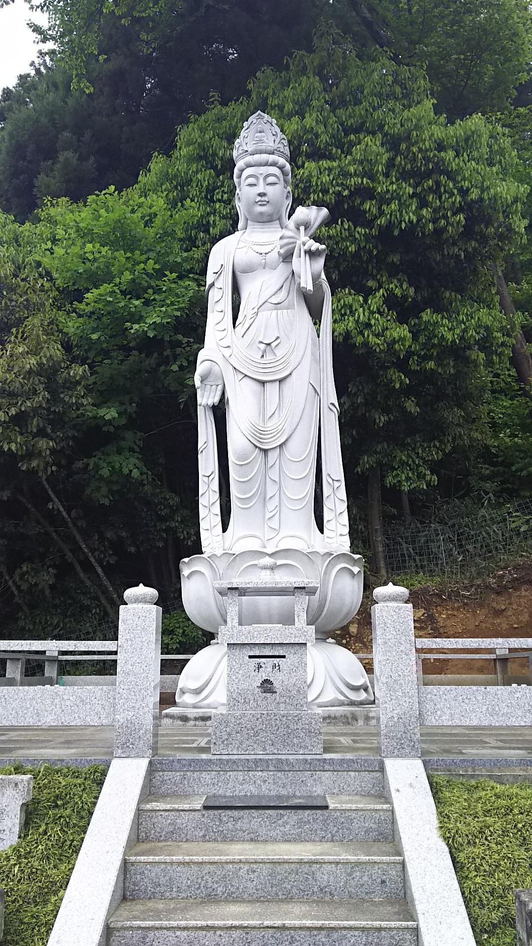 秀麓斎の仏像
