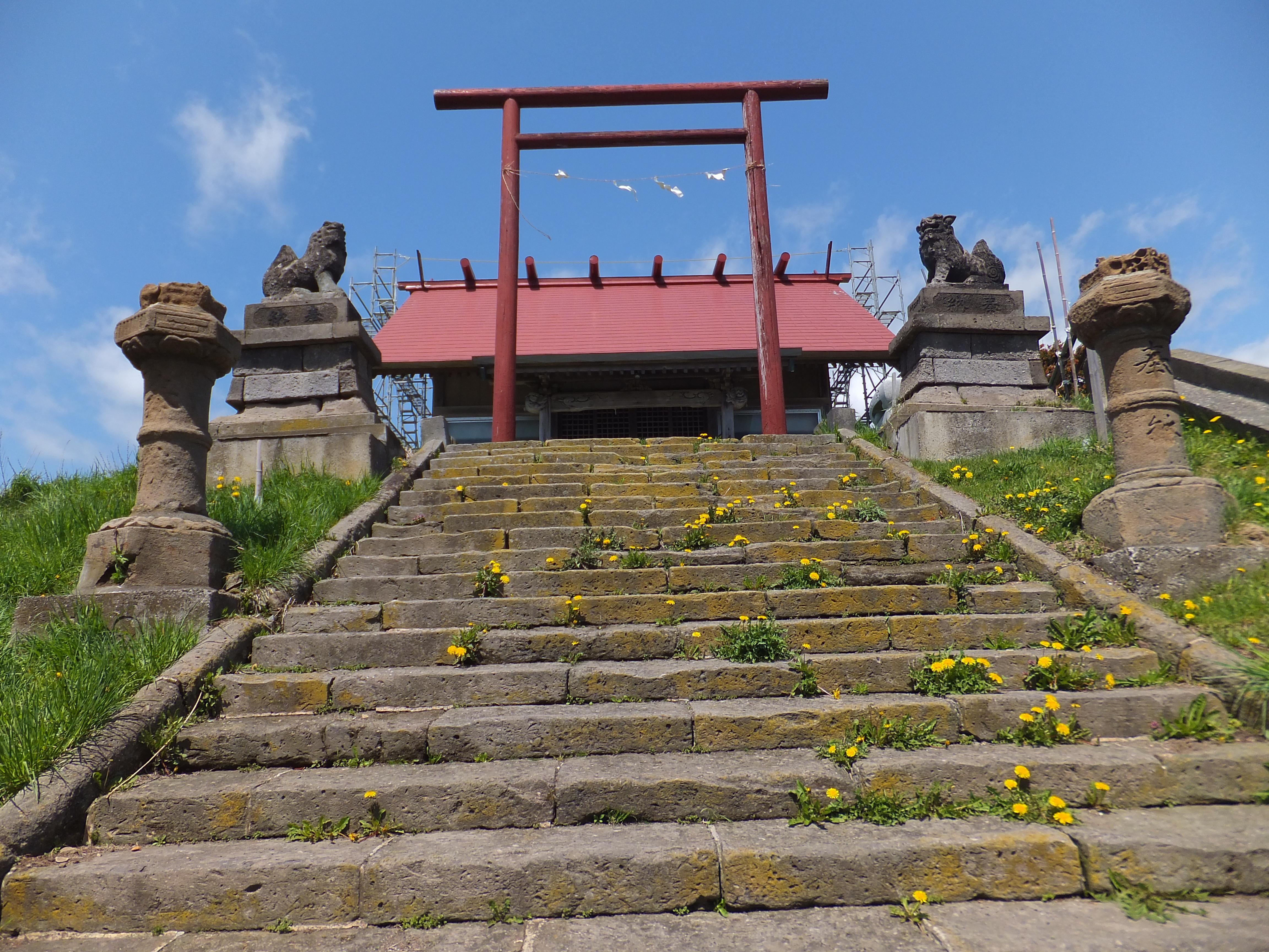 厚田神社の建物その他