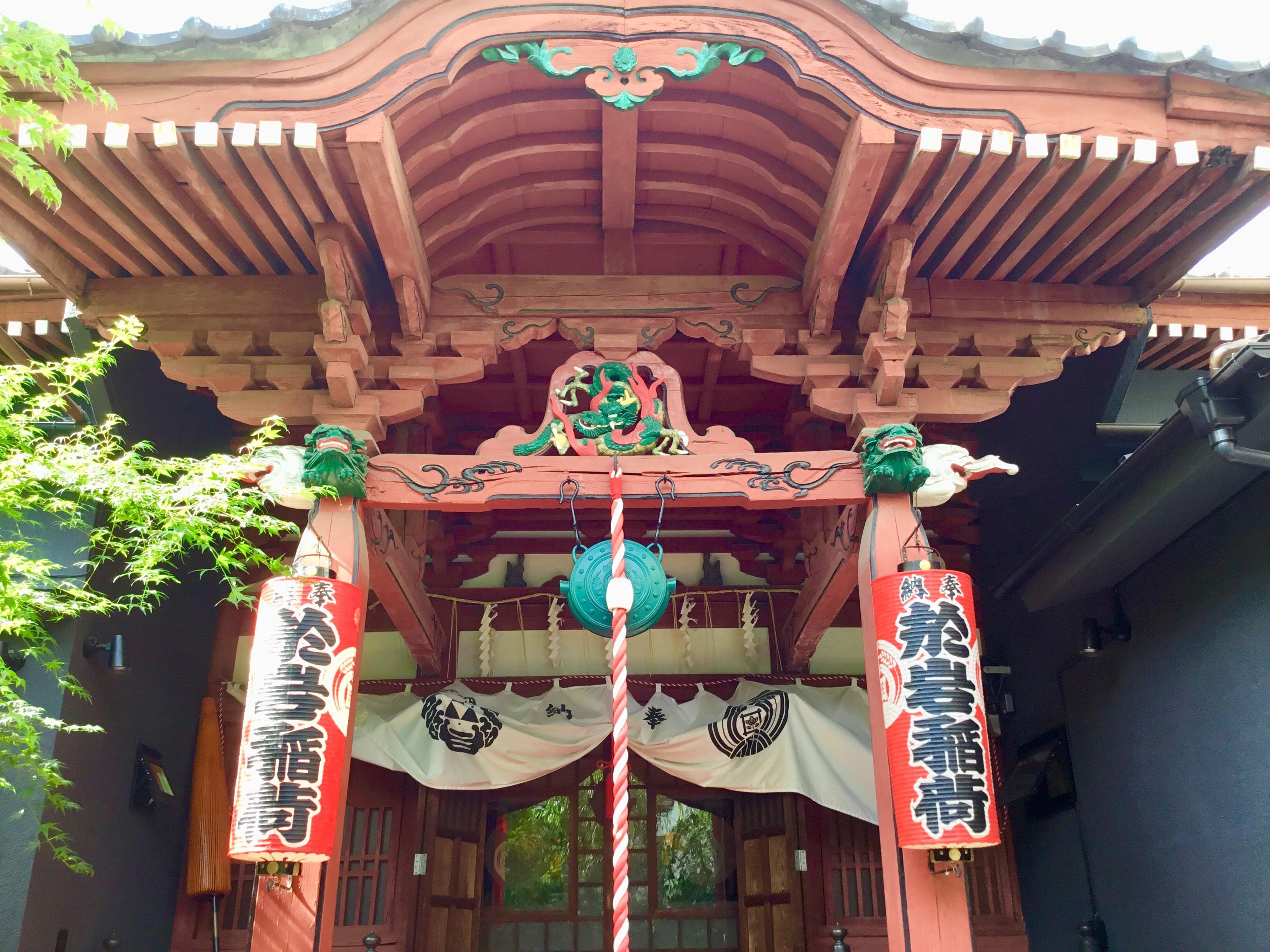 陽運寺の本殿