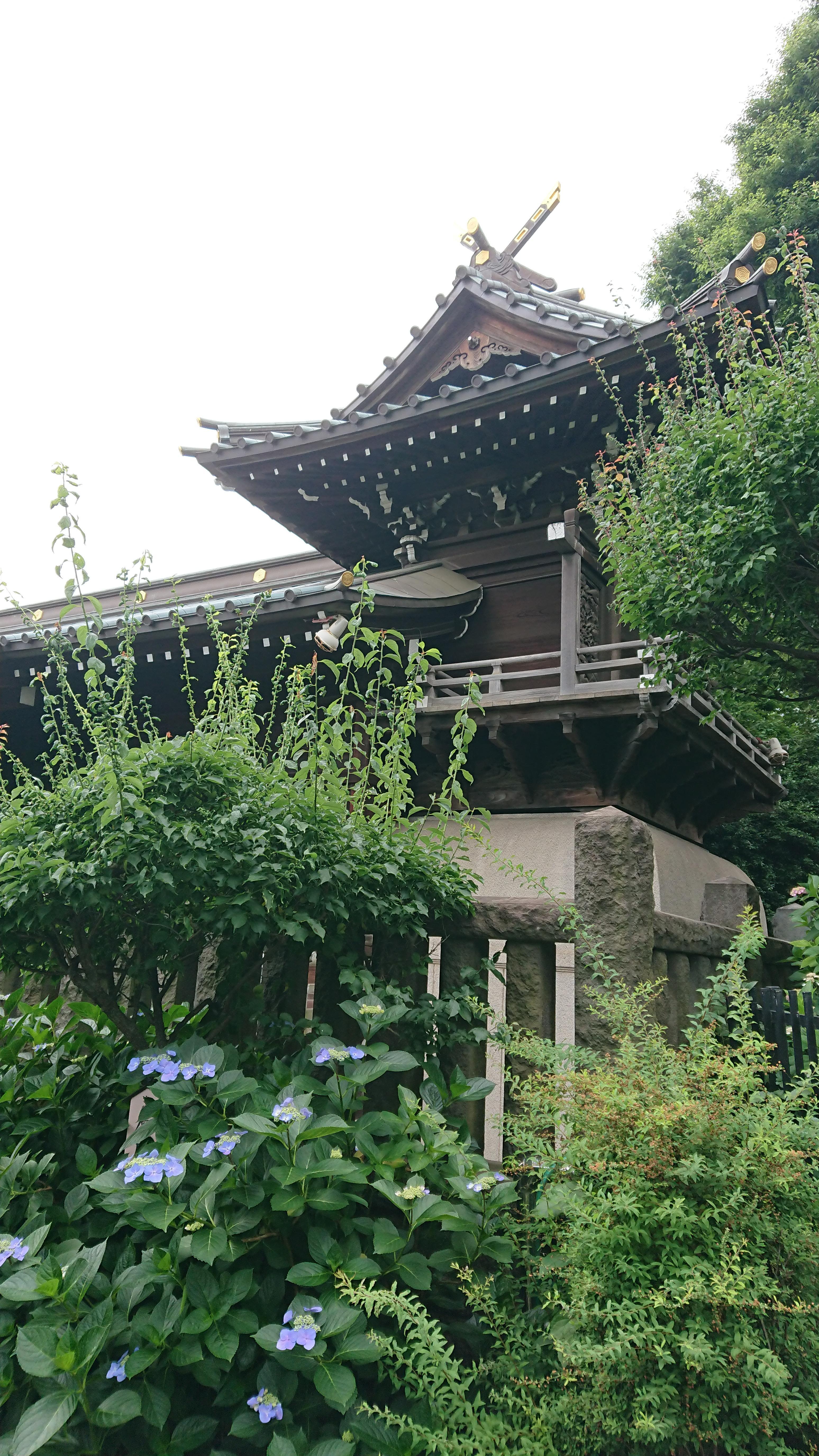 白山神社の建物その他