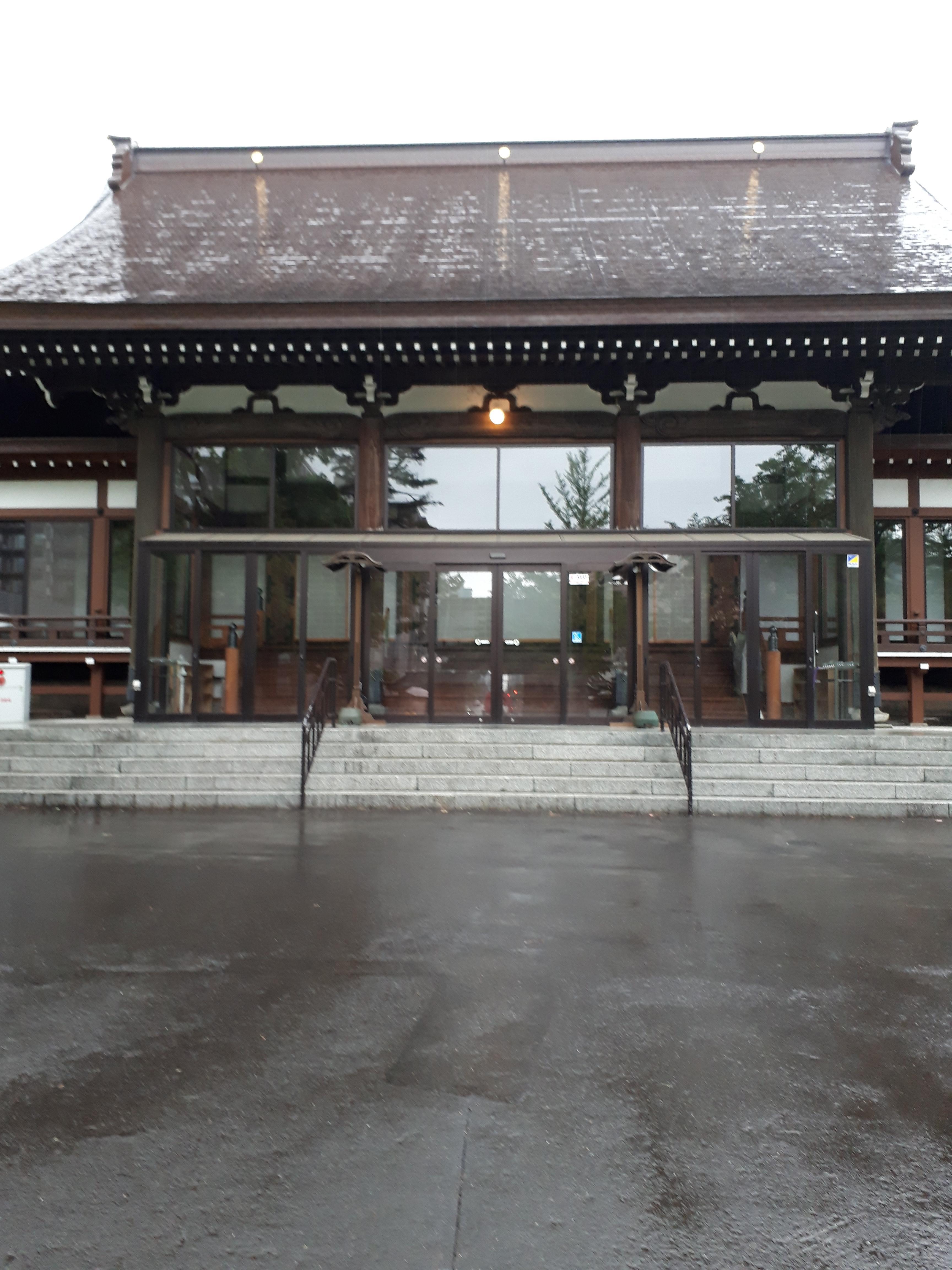 真宗大谷派札幌別院の本殿