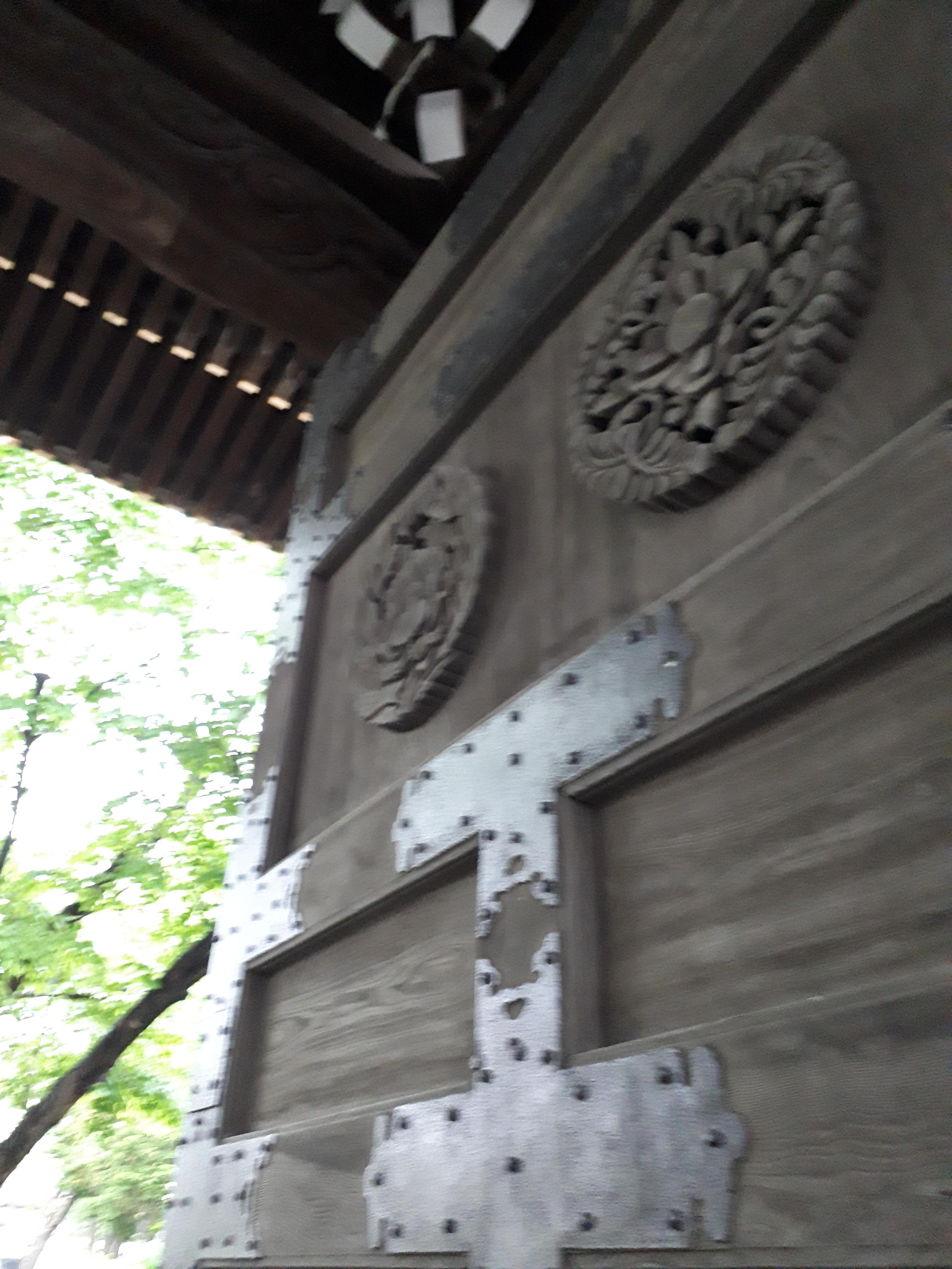 真宗大谷派札幌別院の山門