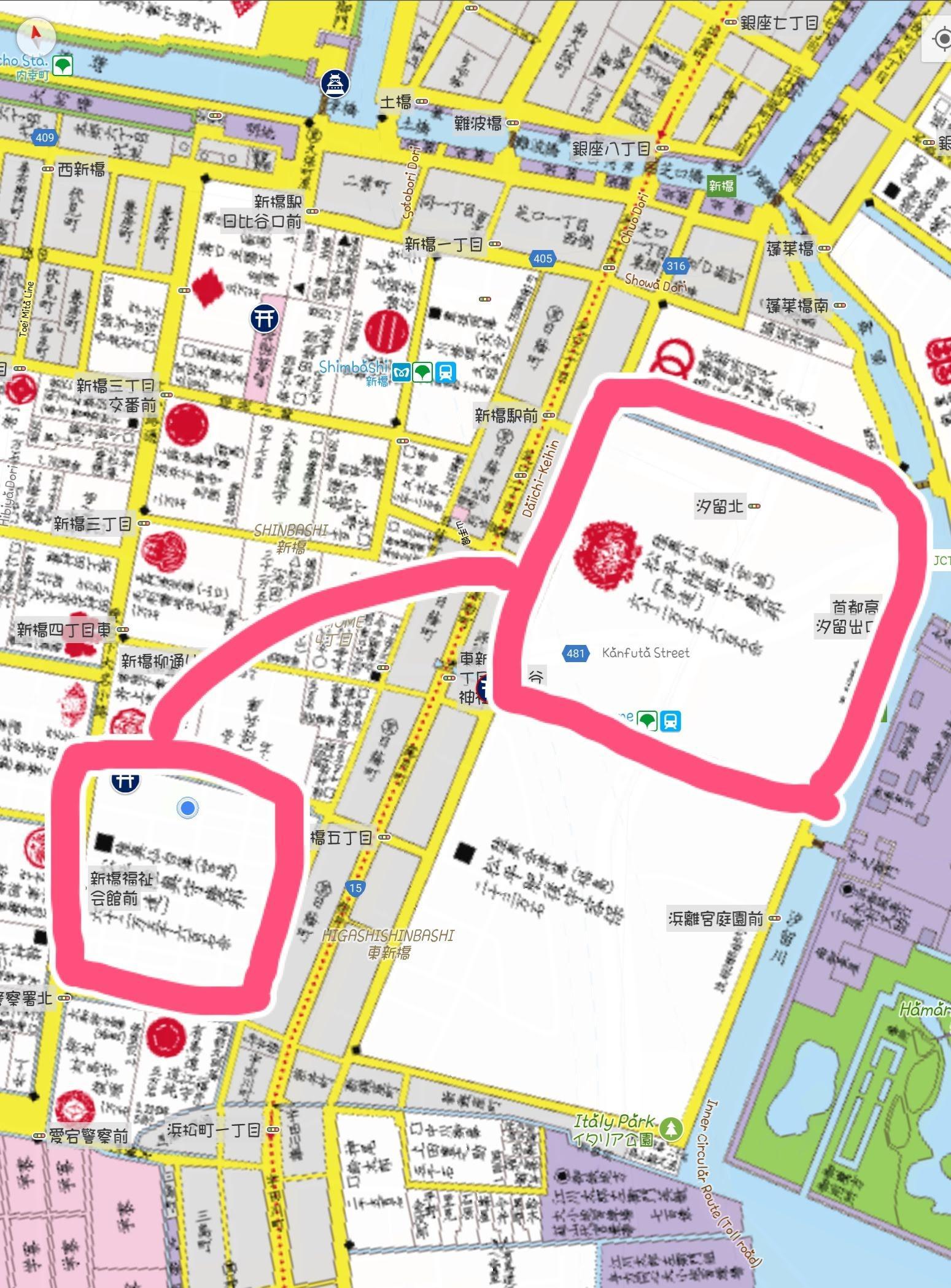 日比谷神社の歴史