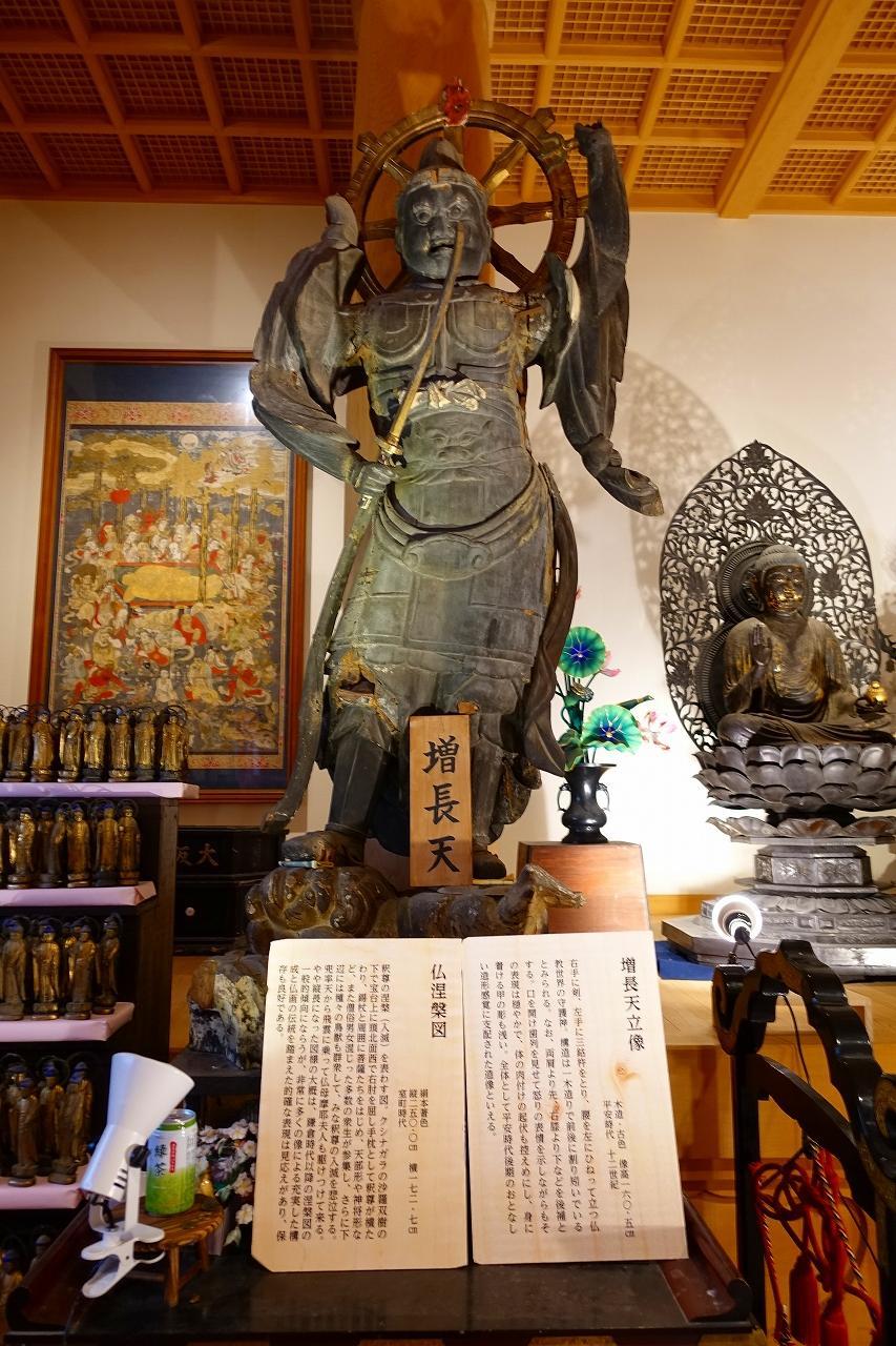 南法華寺(壷阪寺)の仏像