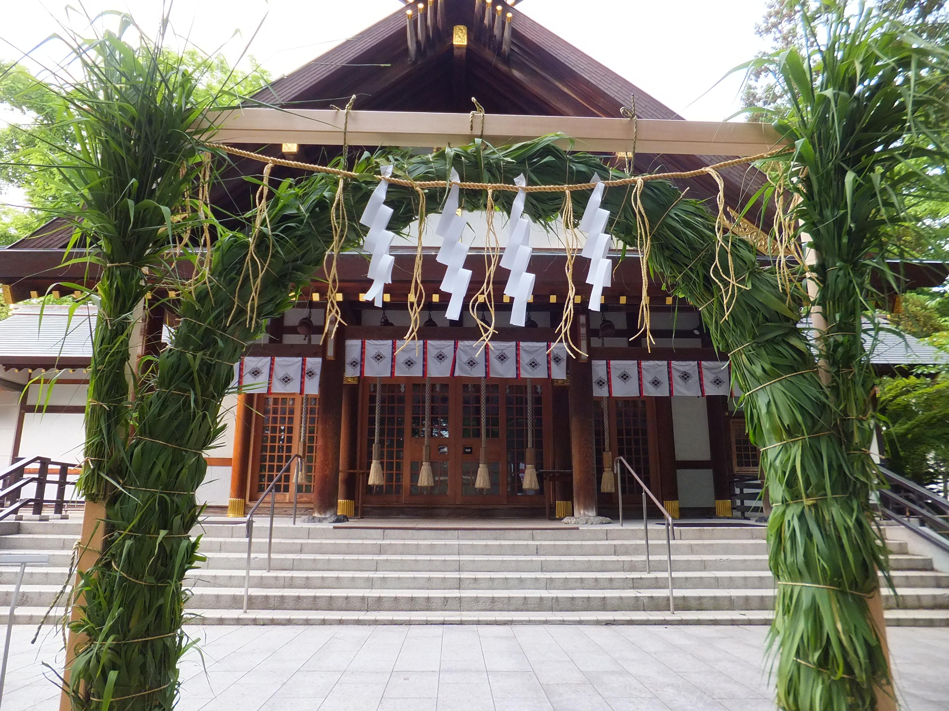 新琴似神社の建物その他