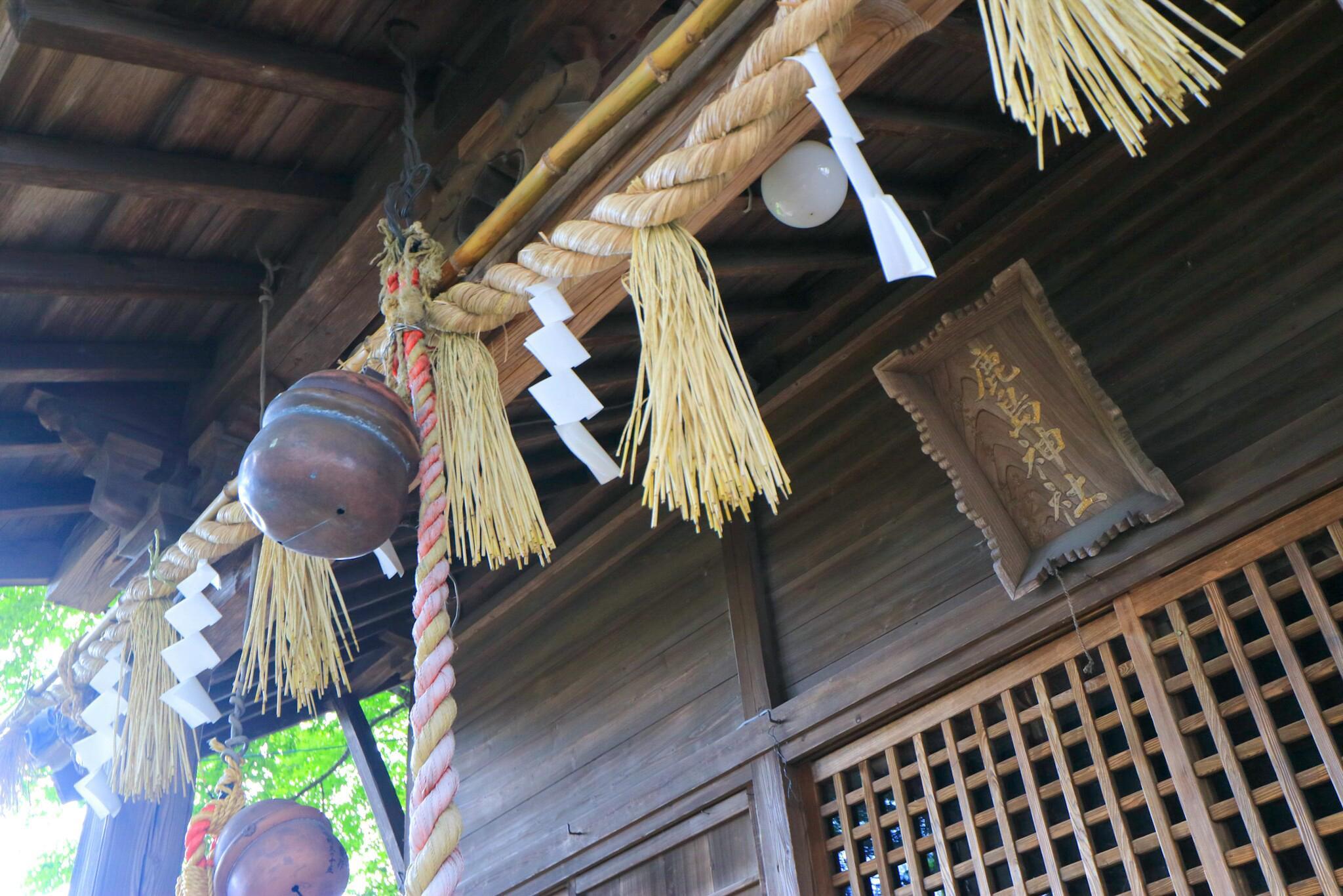 鹿島神社の境内・文化財